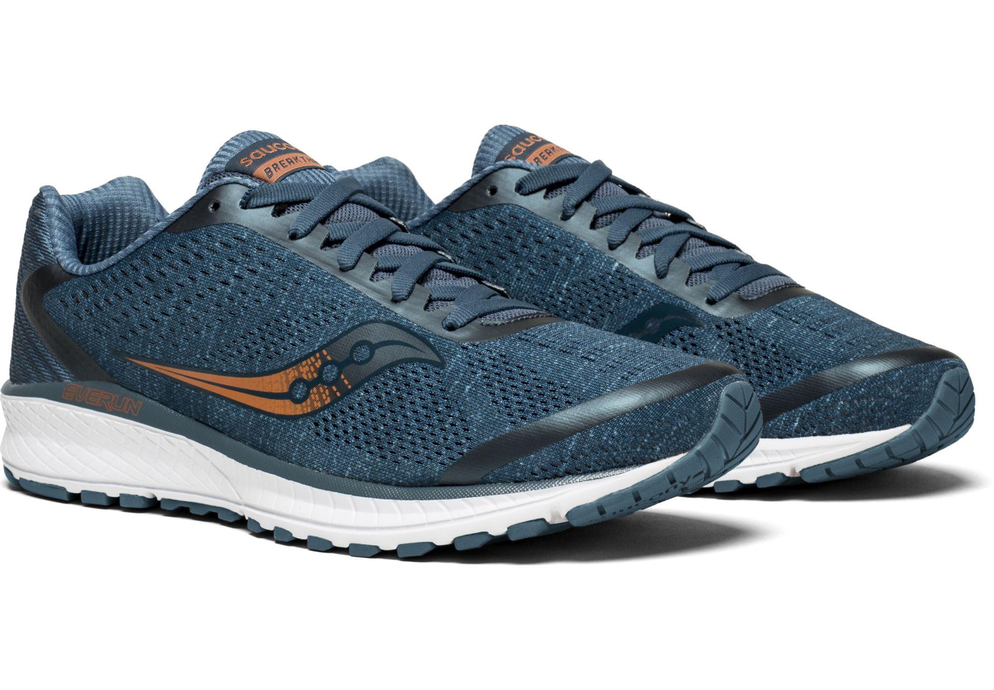 SAUCONY Breakthru 4 Running Shoes Dark Blue