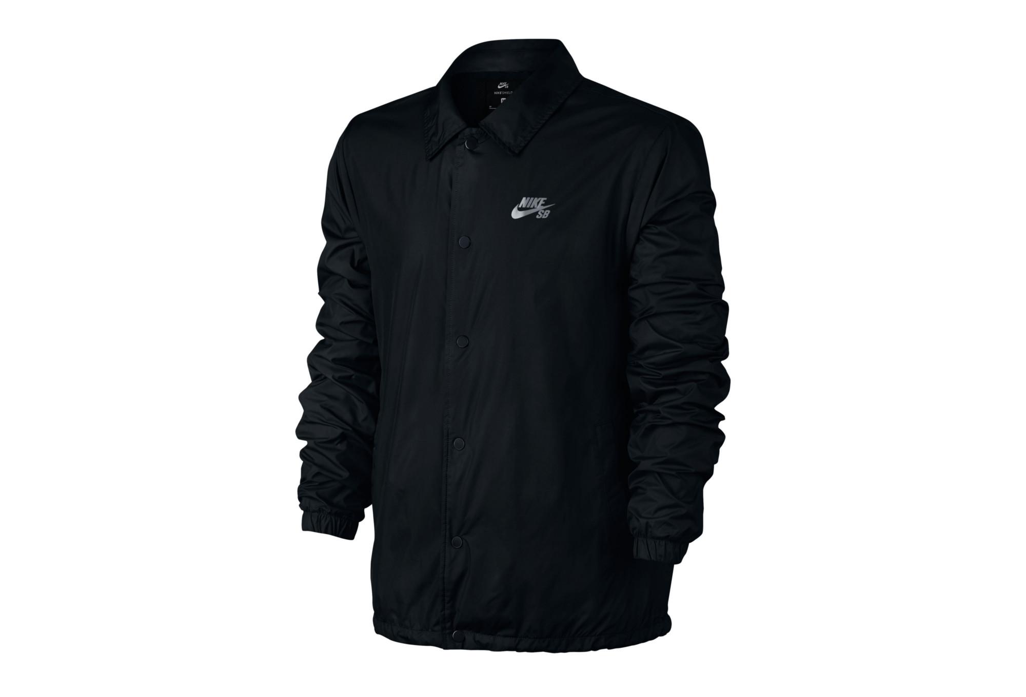 Veste Nike SB Shield Noir Gris |