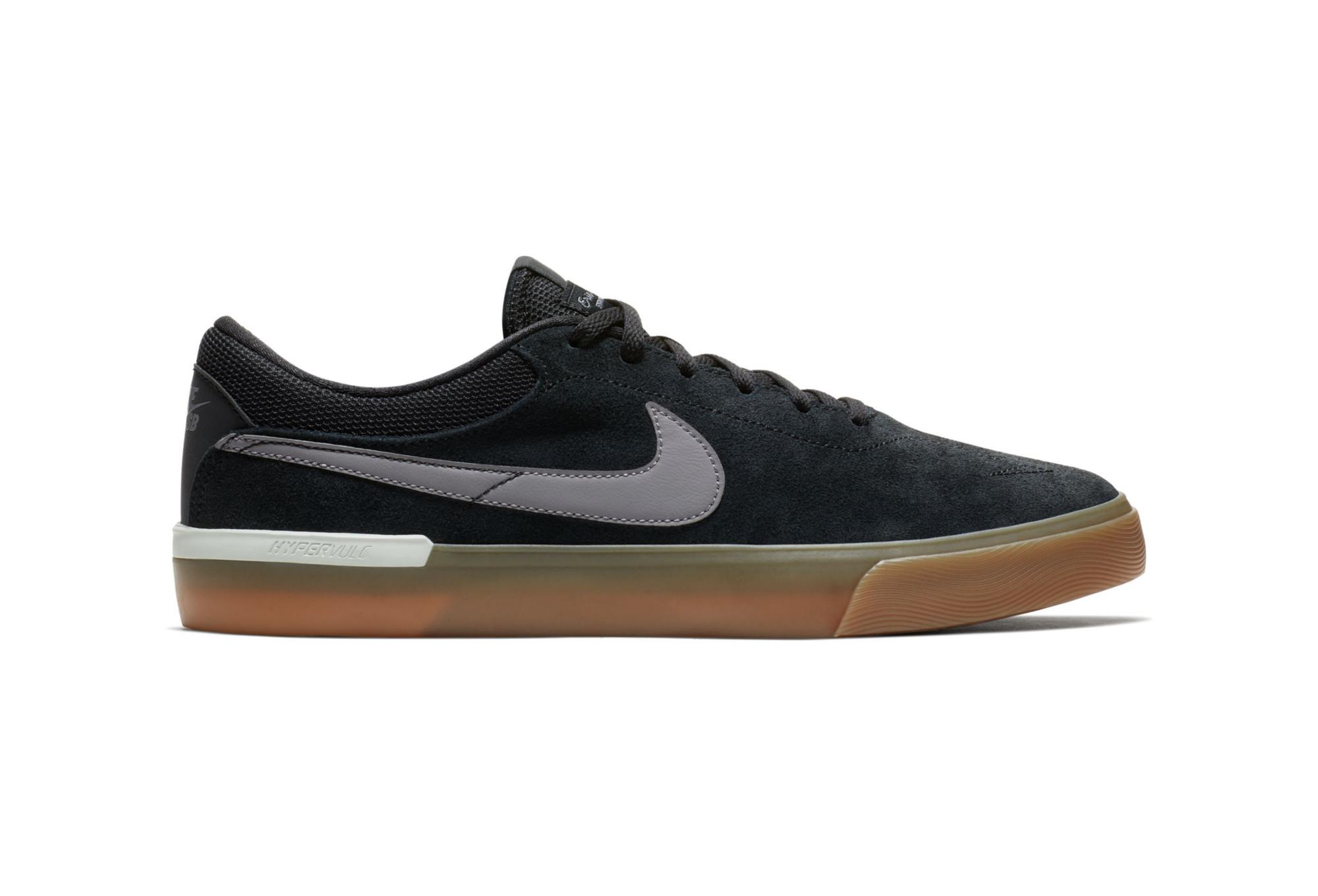 info for 70480 1bd81 Nike SB Hypervulc Eric Koston Shoes Black / Grey | Alltricks.com