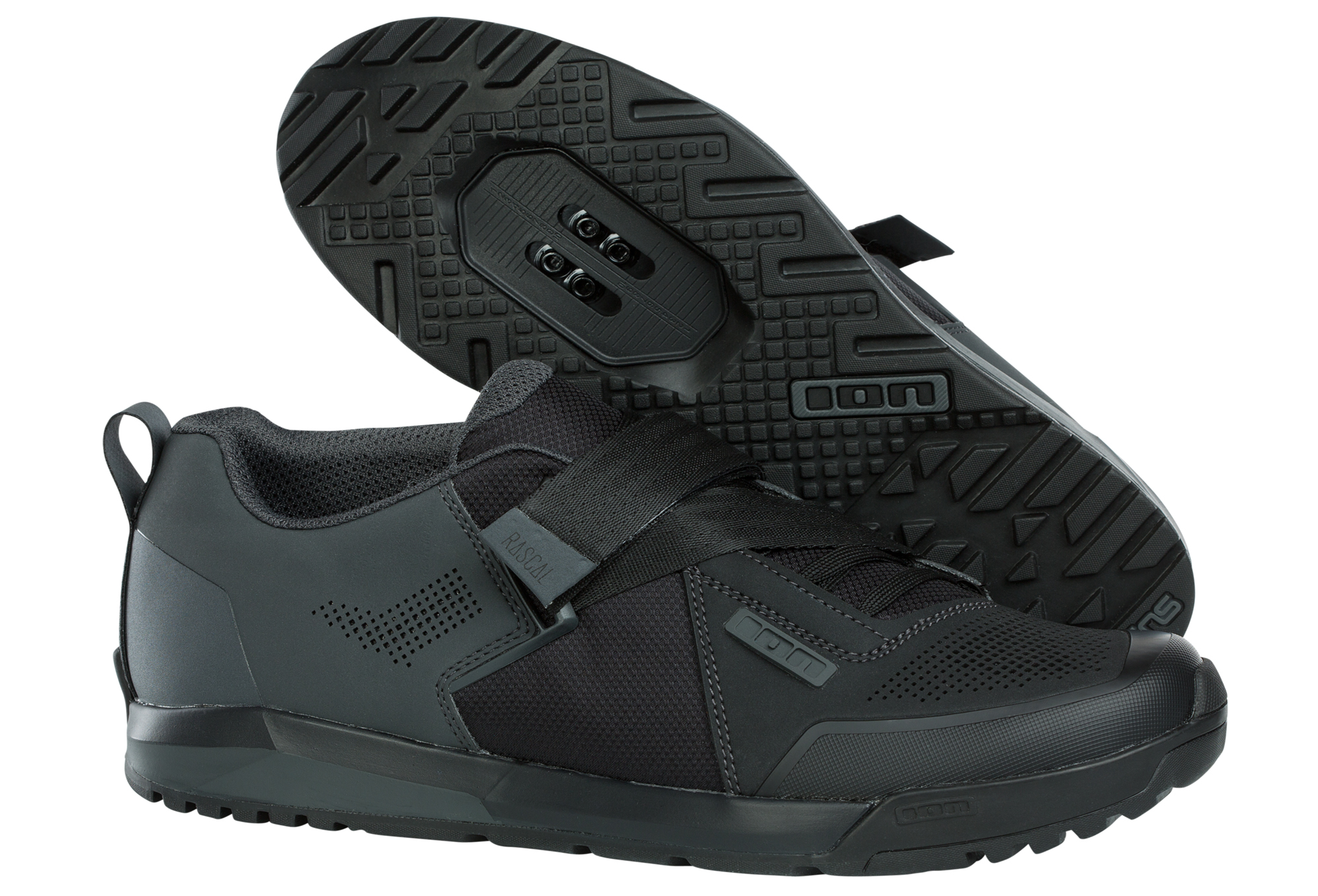Chaussures Ion noires homme ynj8xr