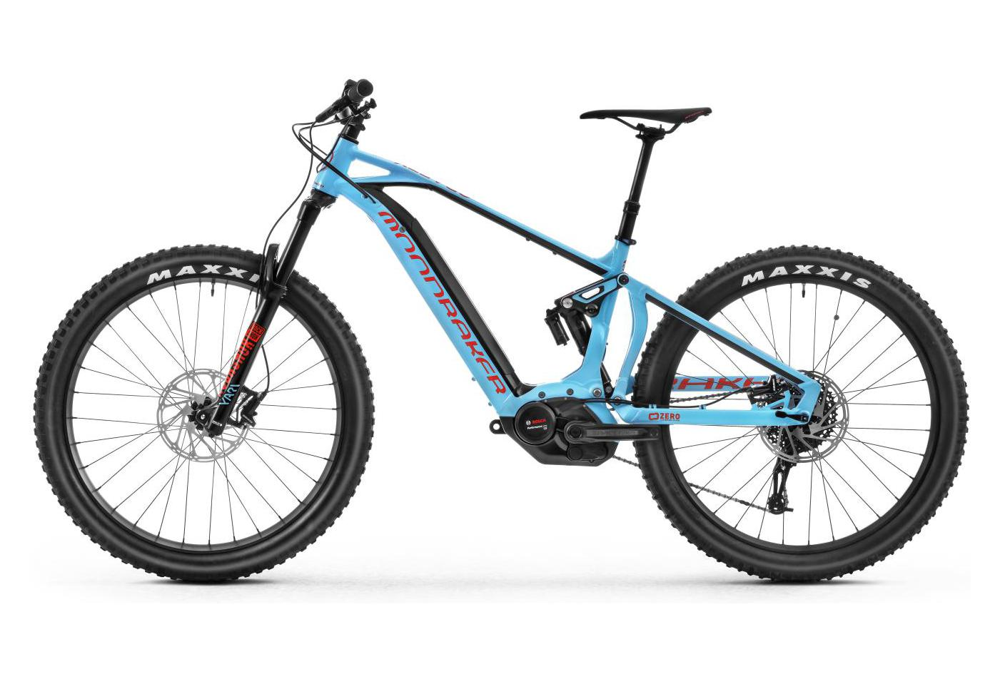 vtt tout suspendu mondraker e crafty r sram gx 10v bleu. Black Bedroom Furniture Sets. Home Design Ideas