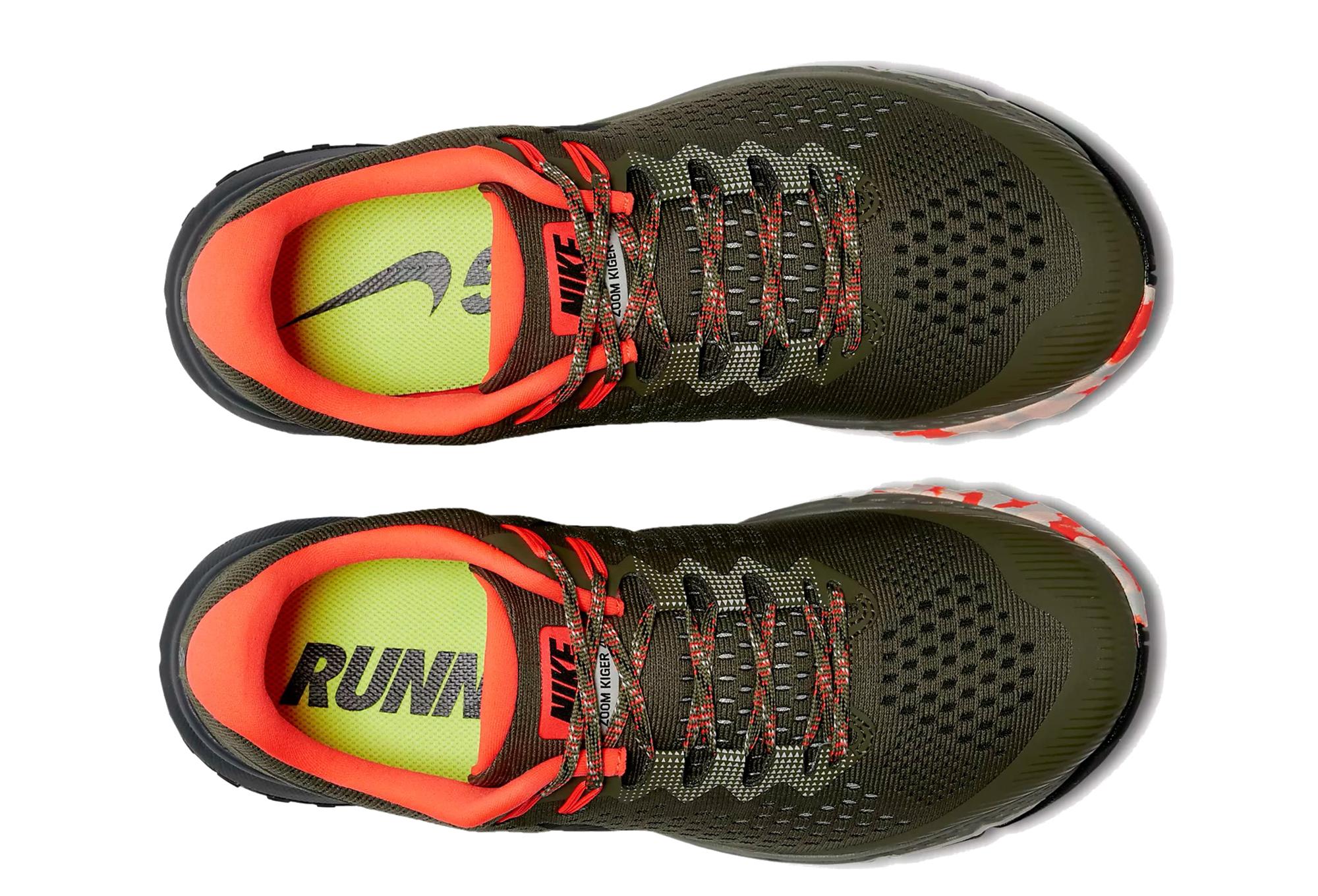 cheaper 4fe7a 59610 Chaussures de Trail Nike Air Zoom terra Kiger 4 Kaki