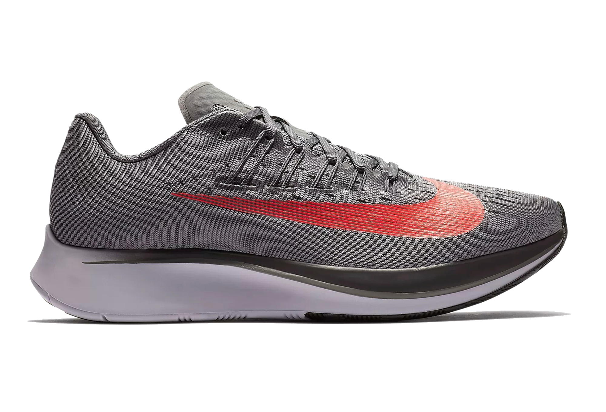 6aa7ad61 Nike Shoes Zoom Fly Grey Red Men | Alltricks.com