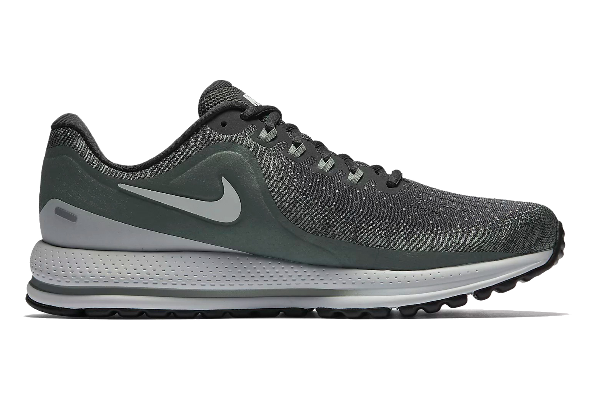 best website ffb13 2a586 Chaussures de Running Nike Air Zoom Vomero 13 Gris   Vert