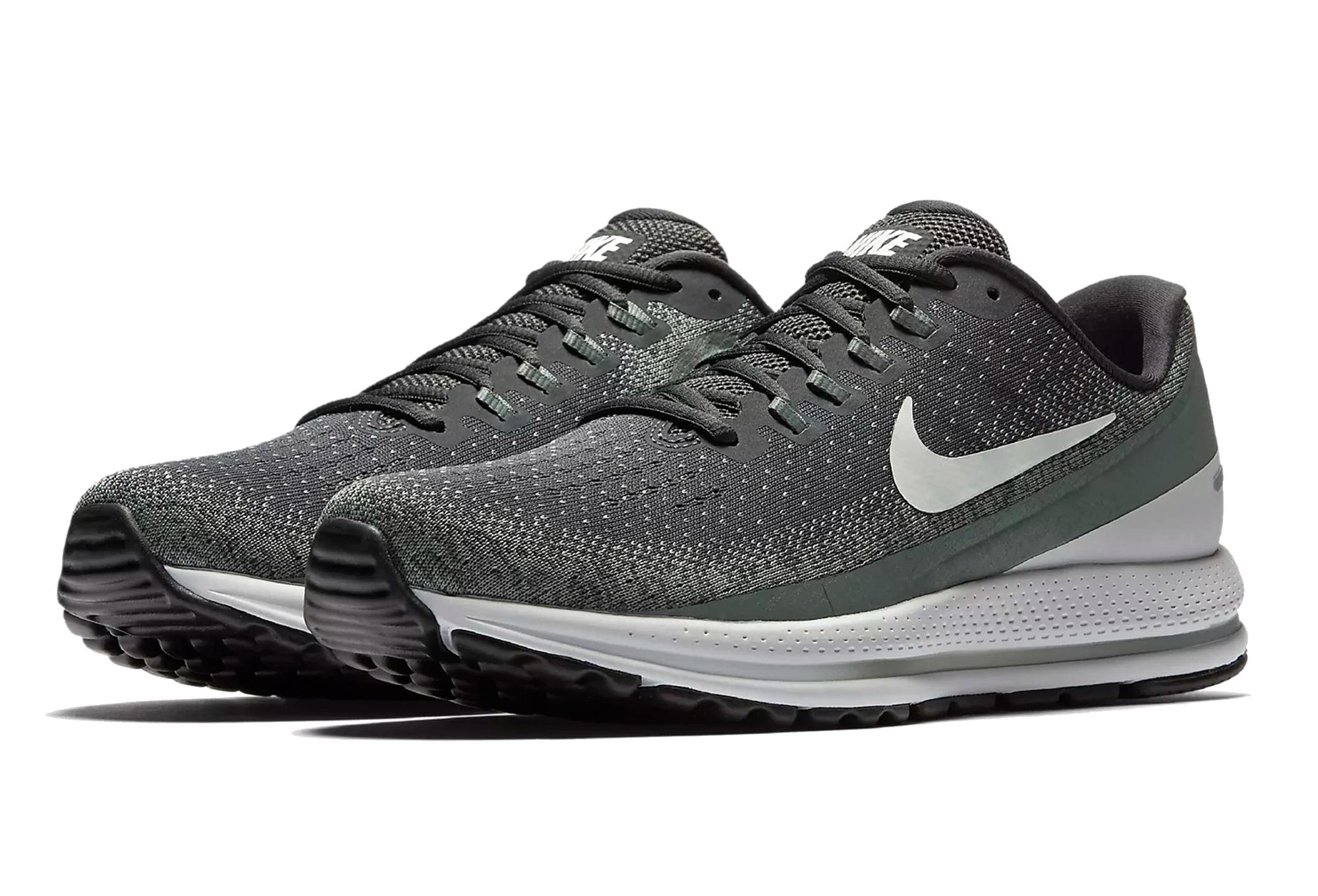 best website 81263 c1b91 Chaussures de Running Nike Air Zoom Vomero 13 Gris   Vert