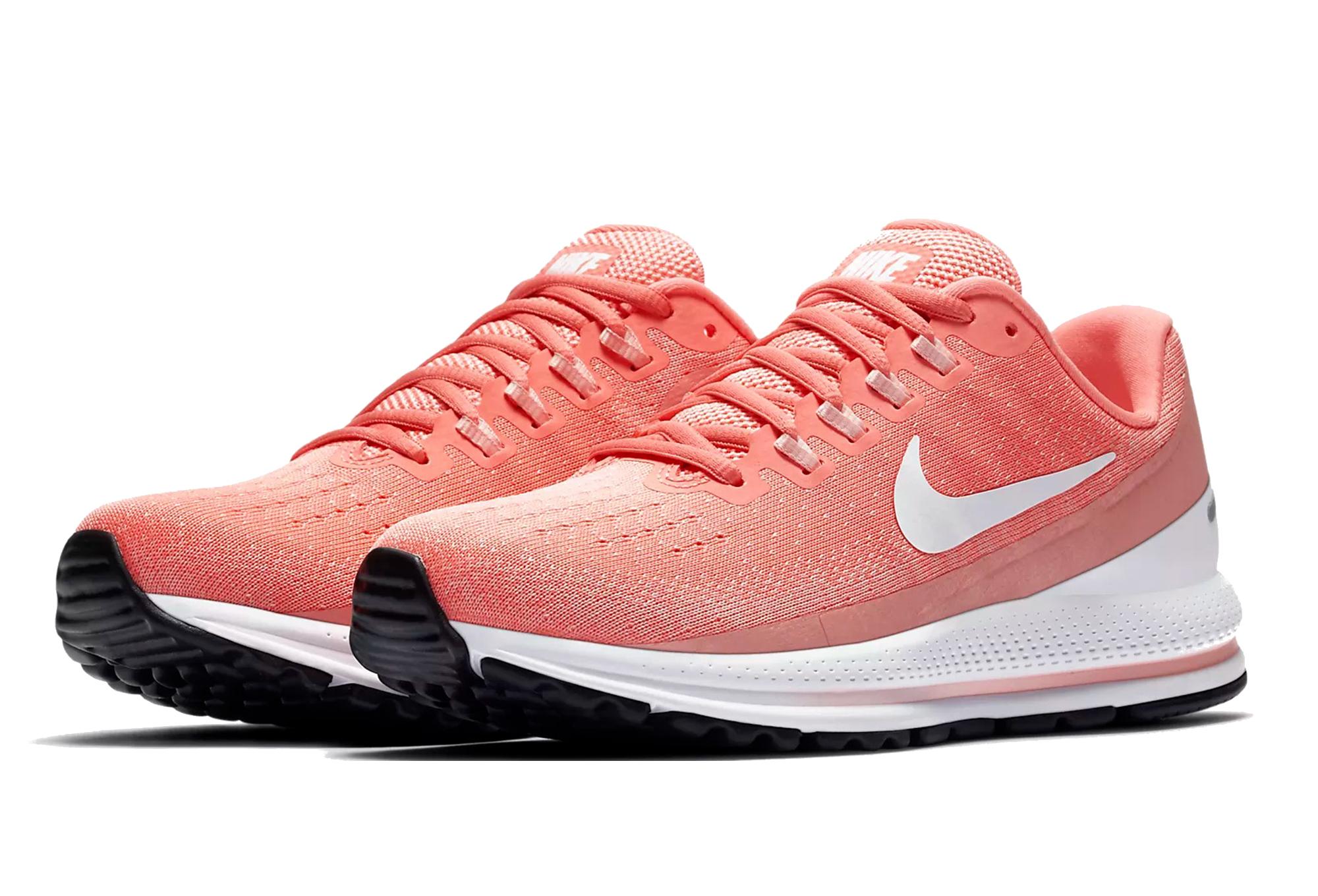 online store 6c77c 3d460 Chaussures de Running Femme Nike Air Zoom Vomero 13 Rose   Blanc