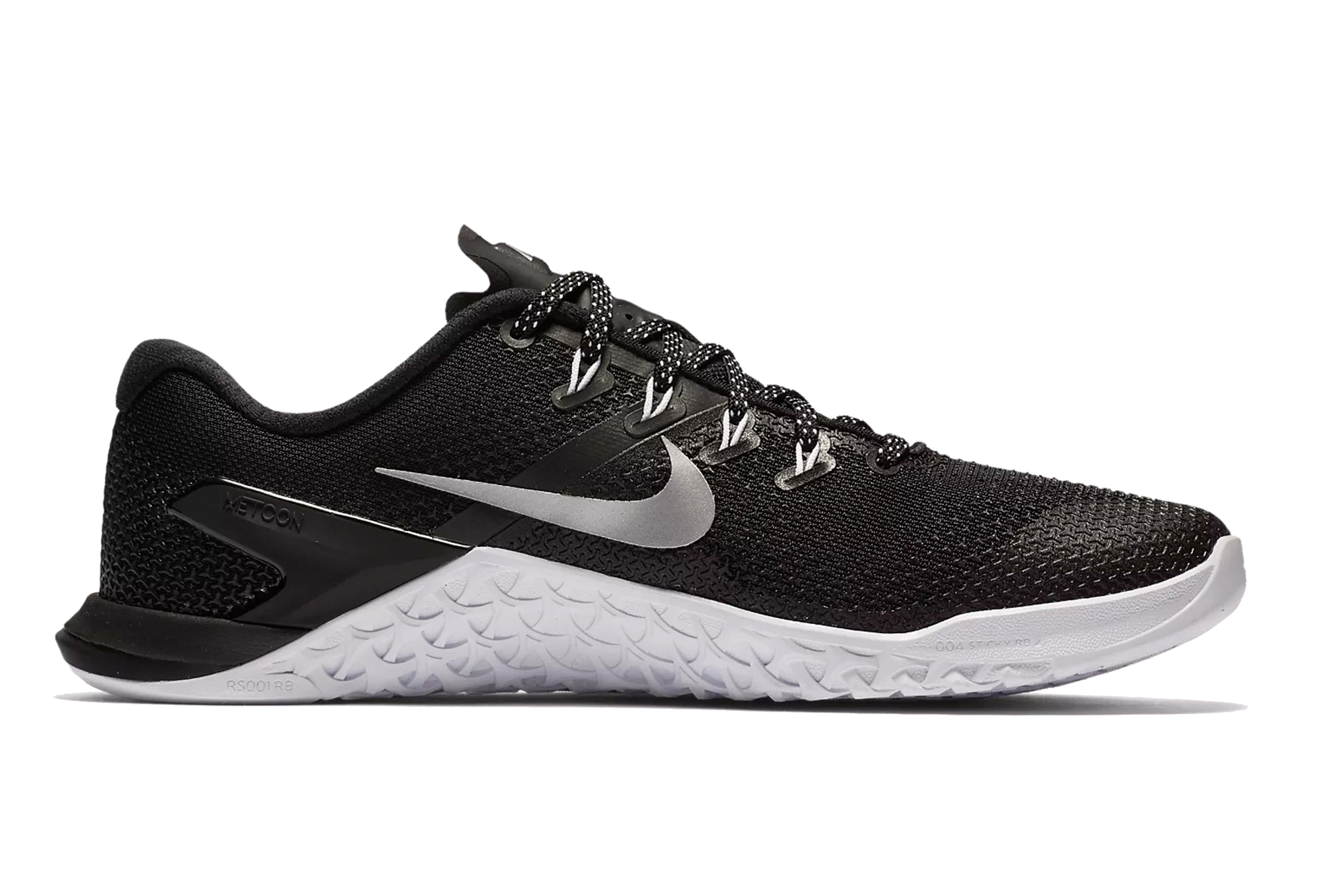 the latest 177ef 669b3 Chaussures de Cross Training Femme Nike Metcon 4 Noir  Blanc