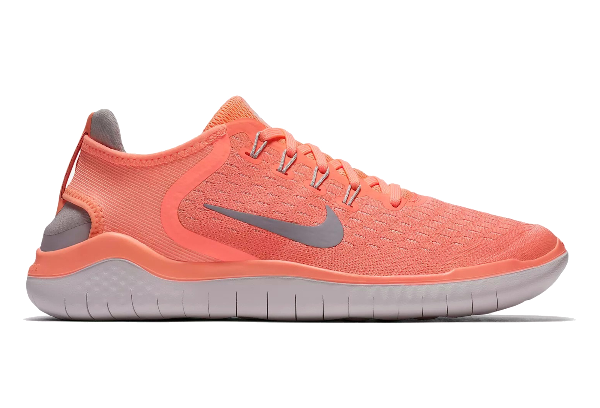 Nike Shoes Free RN 2018 Pink Women