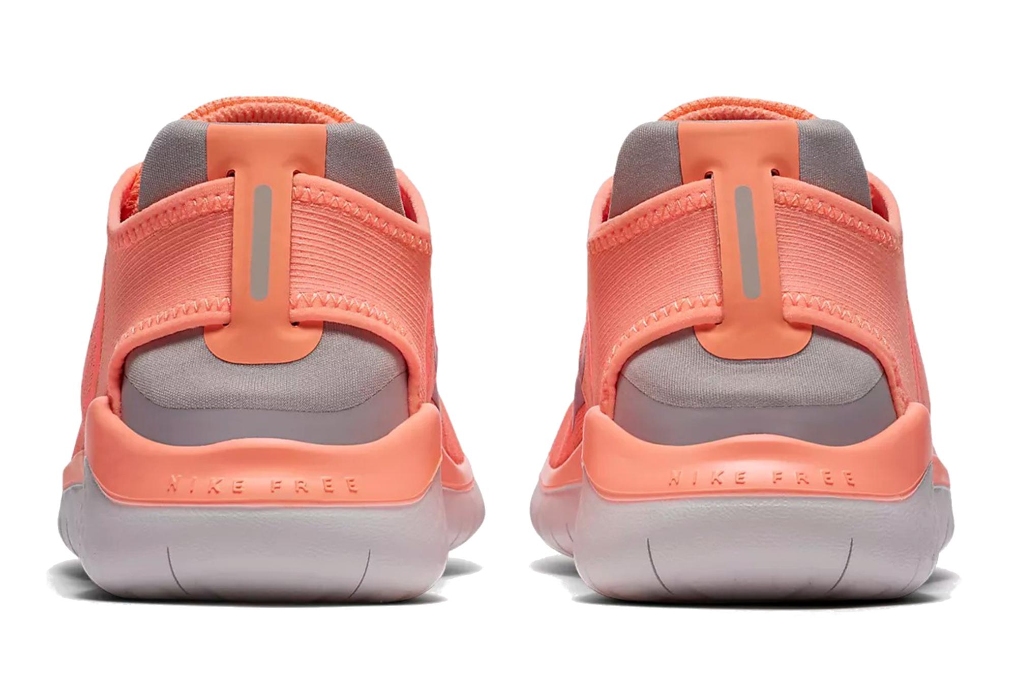 timeless design 2fb6e 1f099 Chaussures de Running Femme Nike Free RN 2018 Rose   Gris