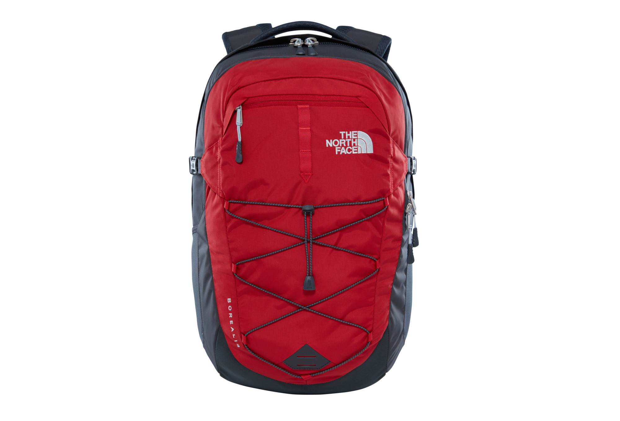 335085214 North Face Borealis Backpack Red - CEAGESP