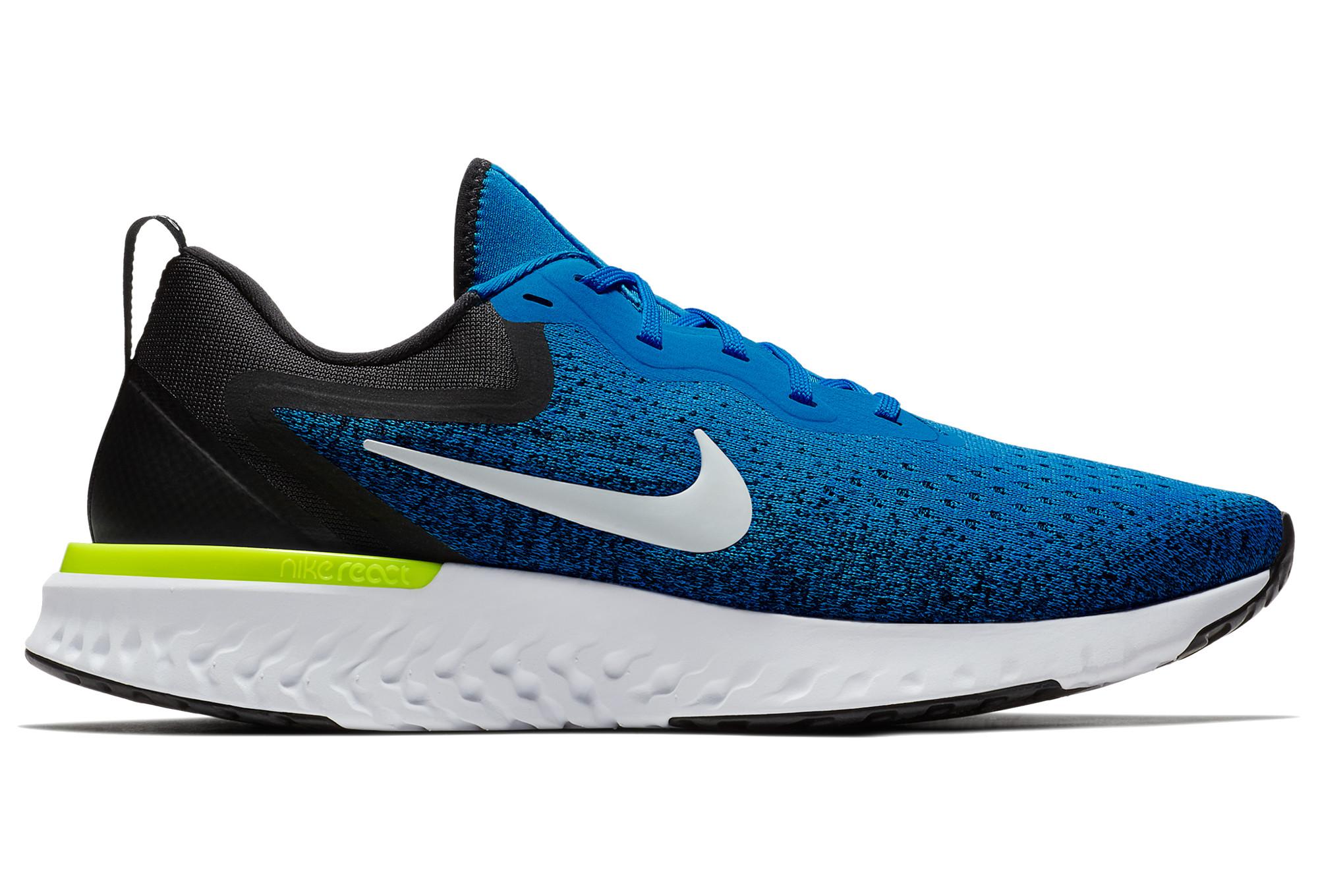 Odyssey de Noir Nike Chaussures Bleu React Running O1nwB1qWp