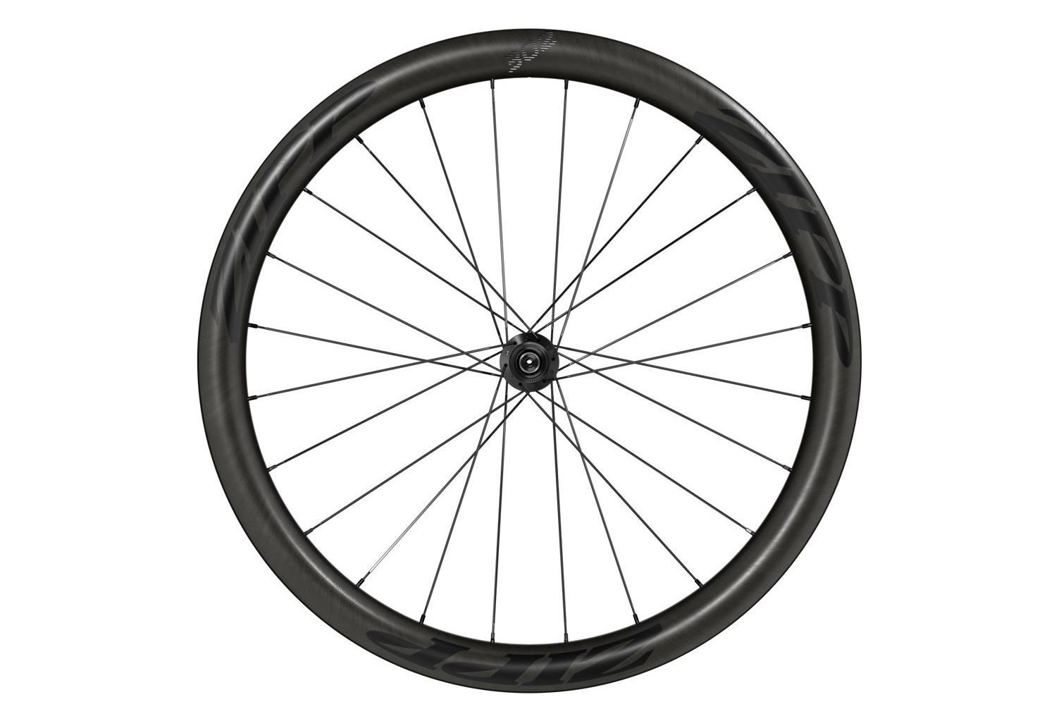 Zipp front wheel 302 tubetype v1 black stickers