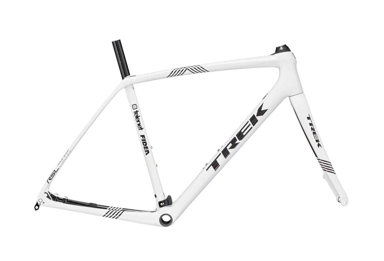 Trek Boone Disc 2018 Cyclocross Frame Kit White   Alltricks.com