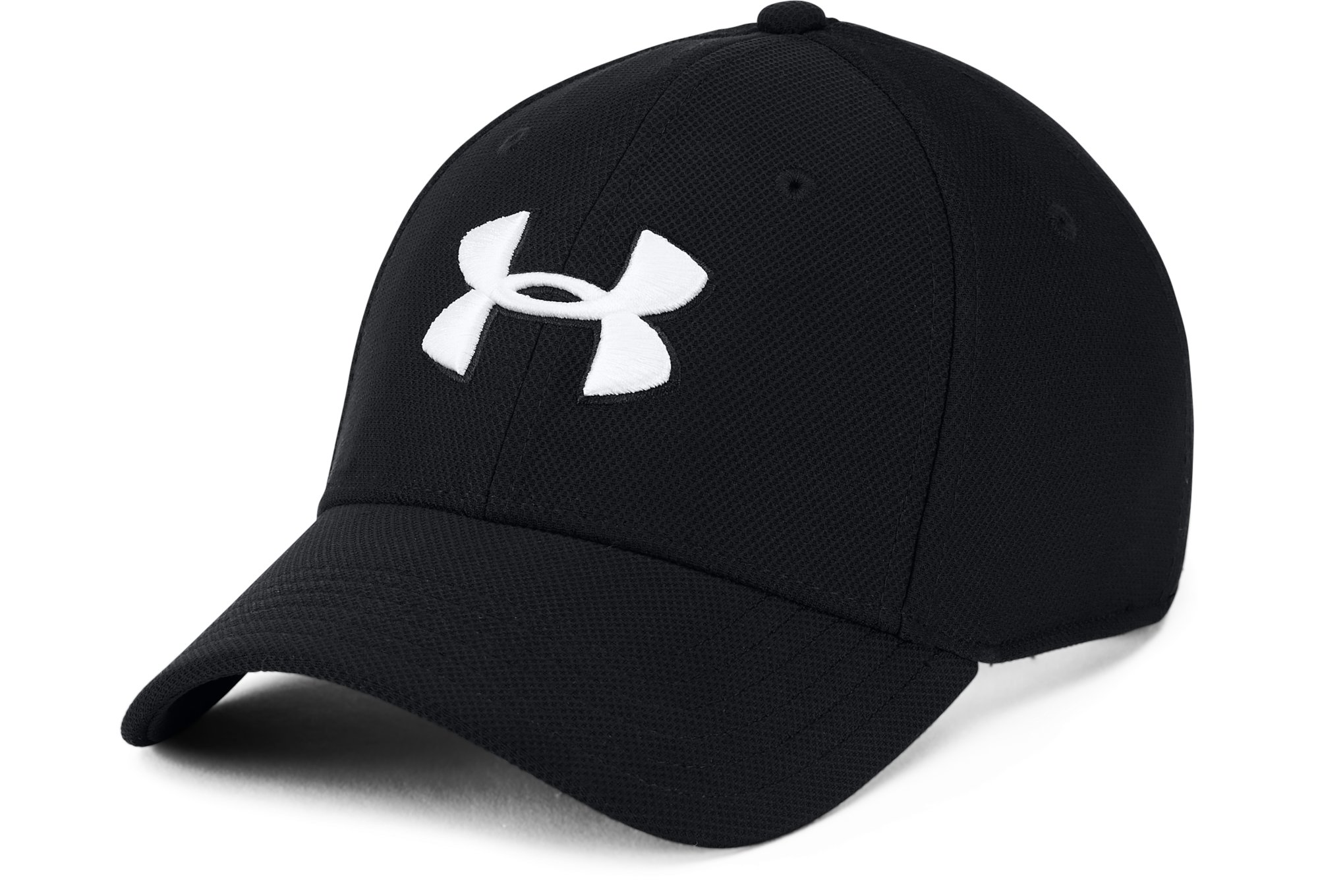 2bd00a0d8fc Under Armour Blitzing 3.0 Cap Black White