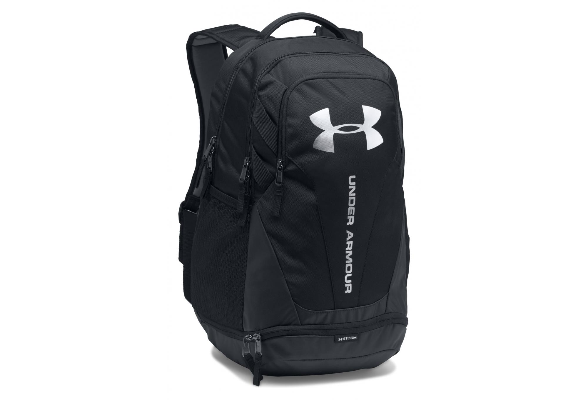 Buzo Ru harina  Under Armour Hustle 3.0 Backpack Black | Alltricks.com