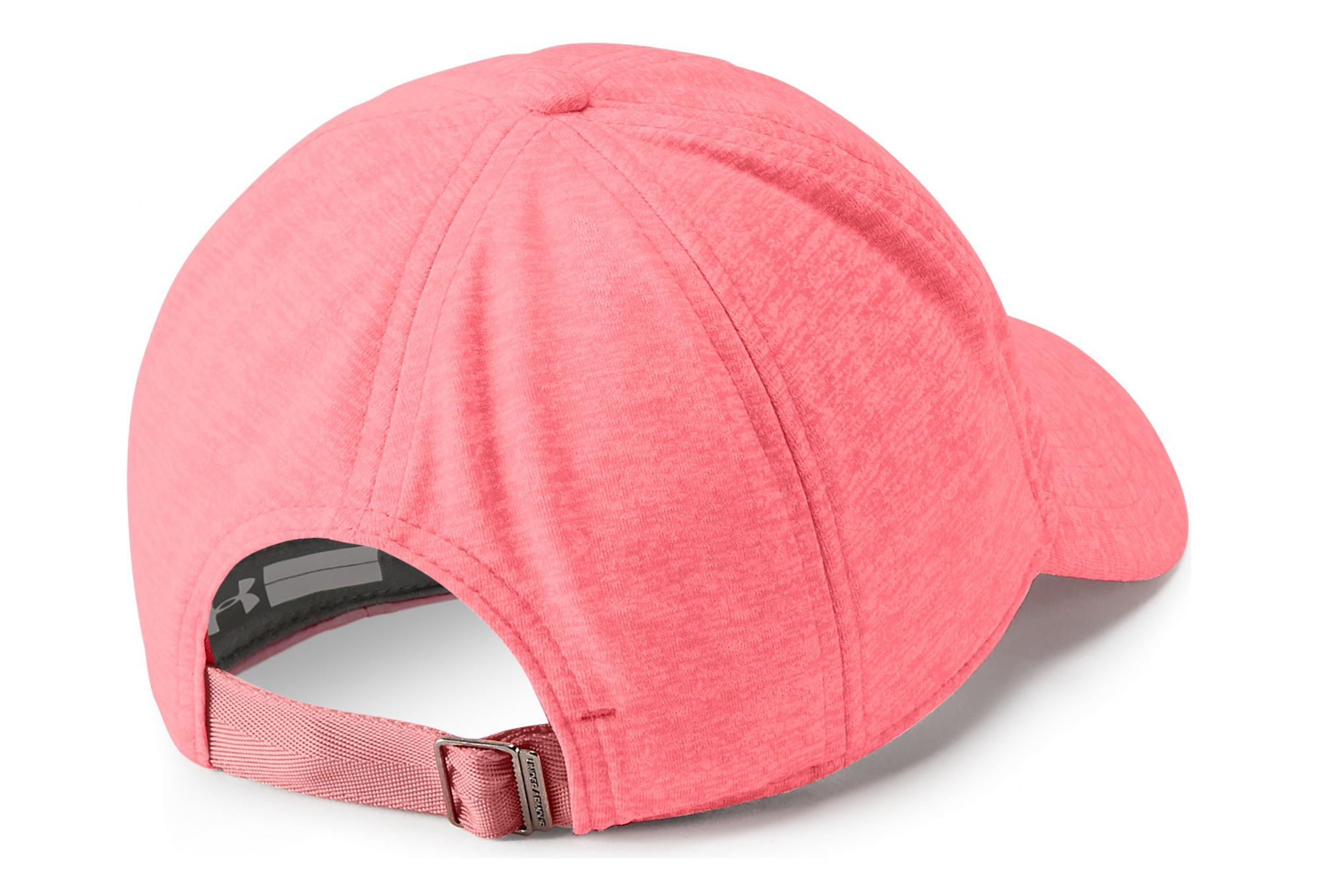 c11777aaea5 Under Armour Microthread Twist Renegade Women Cap Pink