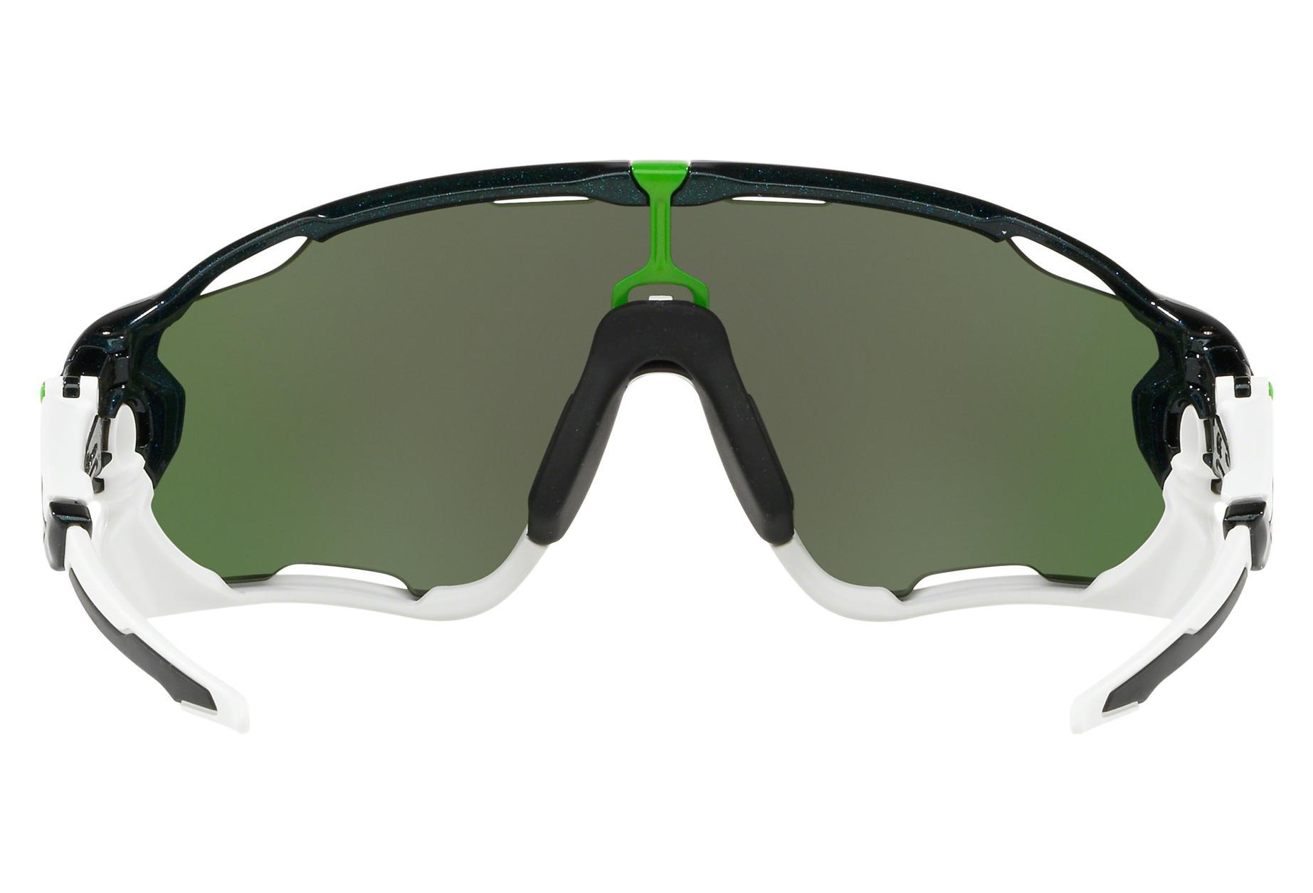 28a87040e7 OAKLEY Sunglasses Jawbreaker CAVENDISH Edition Mettalic Green Prizm Jade  Ref OO9290-3631
