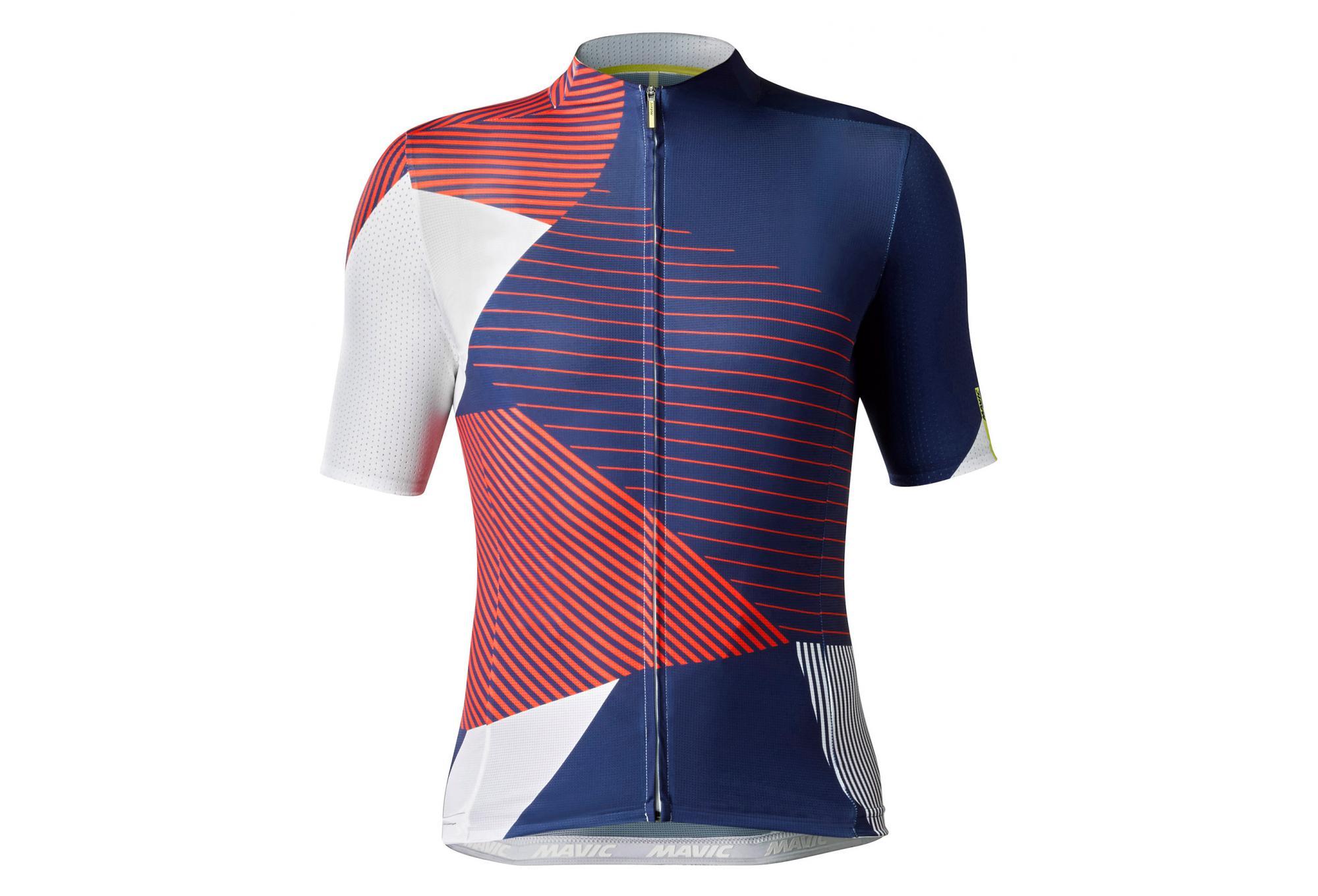 Short Sleeves Jersey MAVIC 2018 Cosmic Limited Edition Allure ... 93bb3c95e