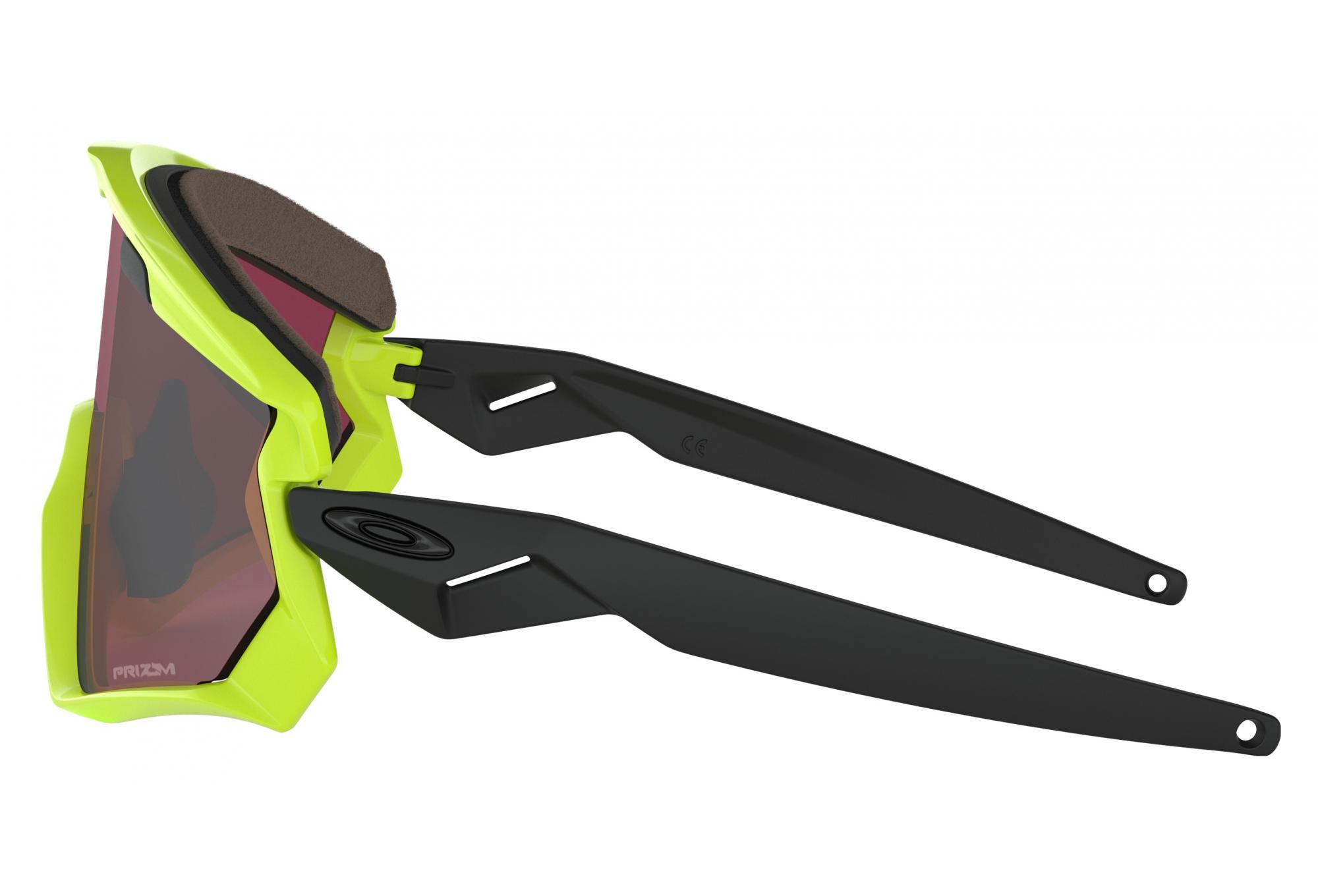 Retinaprizm Ref Oo9418 Snow Jacket Oakley Iridium Lunettes 0445 Wind 2 Neon Black 0 QxWdCErBoe