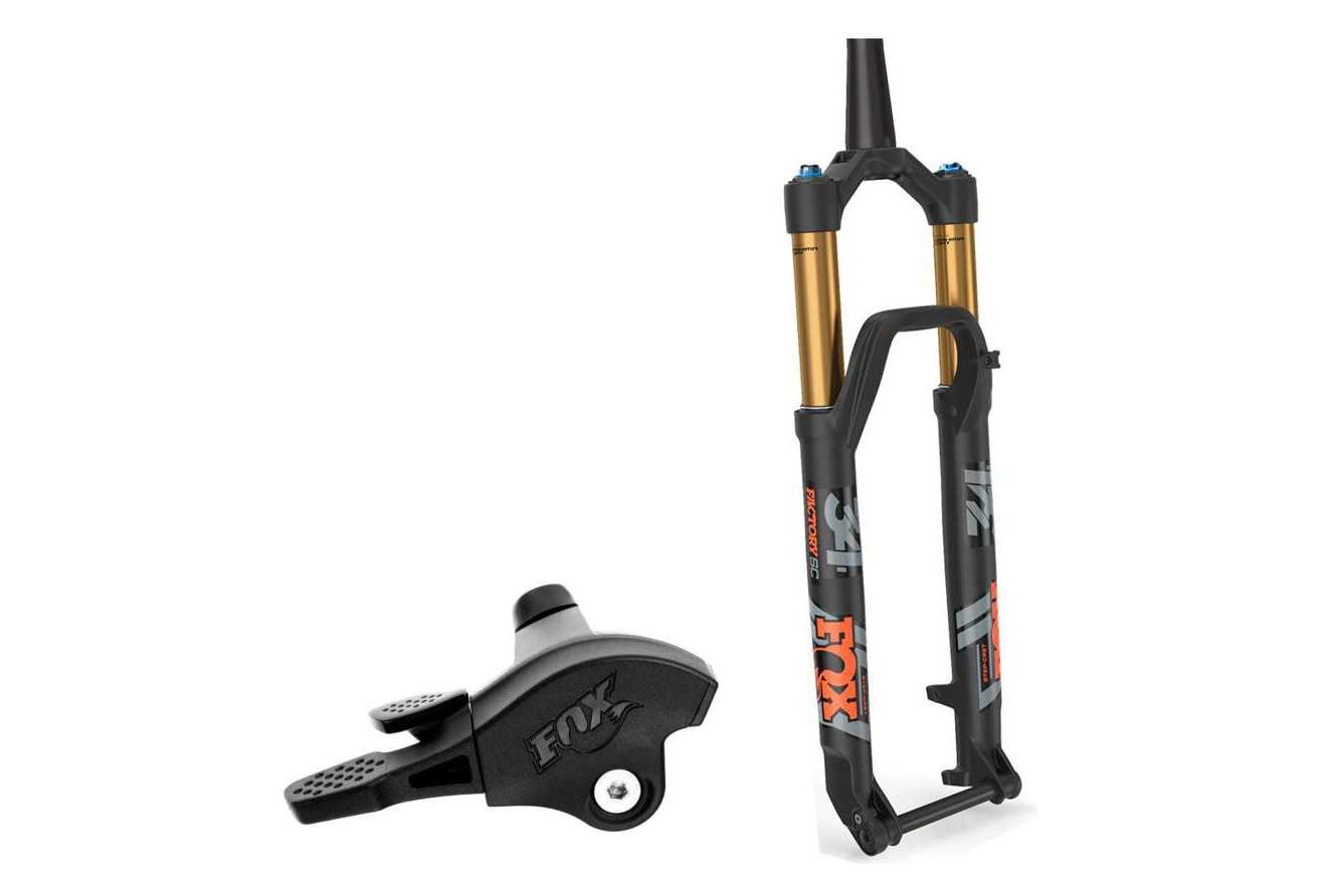 Fox Racing Shox 34 SC Float Factory 29'' | Remote 2Pos-Adj Fork | Boost  15x110 | Offset 51mm | Noir 2019