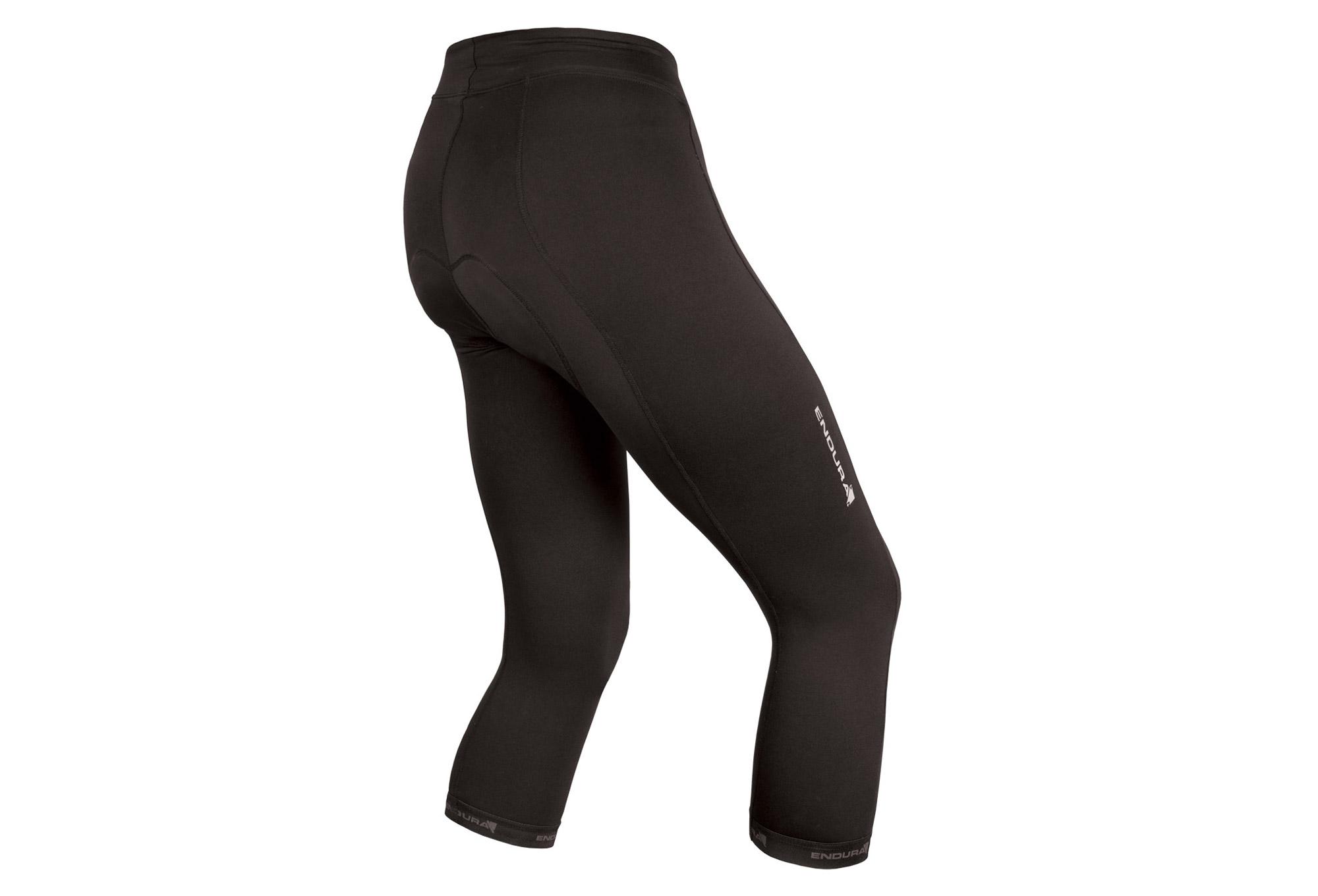 différemment dernière mode 50% de réduction Cuissard 3/4 Sans Bretelles Femme Endura Xtract Noir