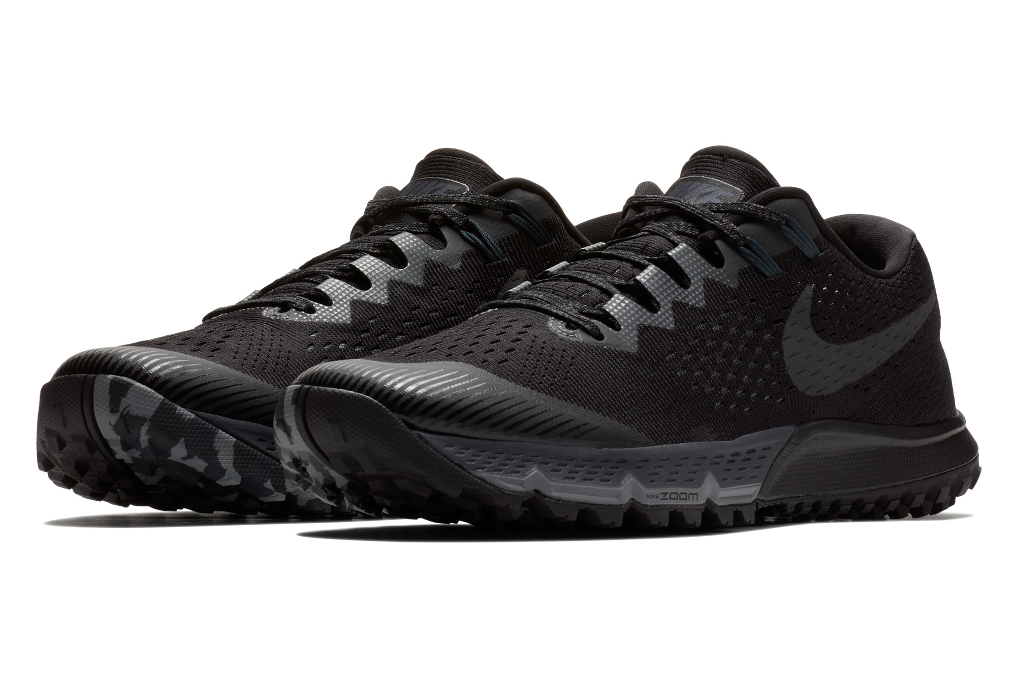 Nike Shoes Air Zoom terra Kiger 4 Black