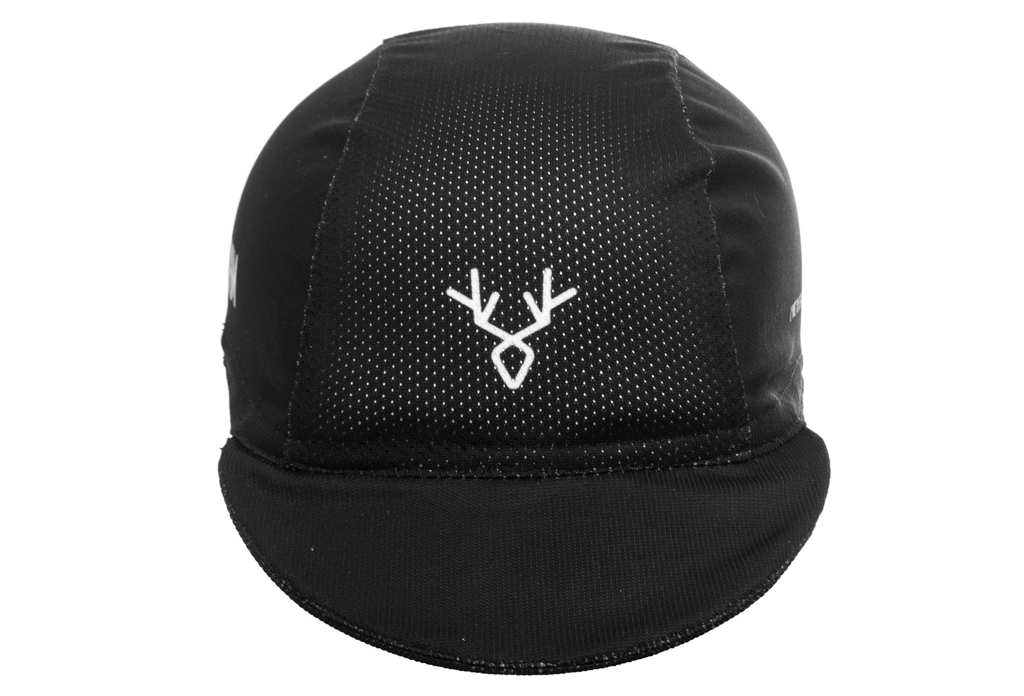 Cappellino ciclismo LeBram Classique nero  a3c6bd98825a