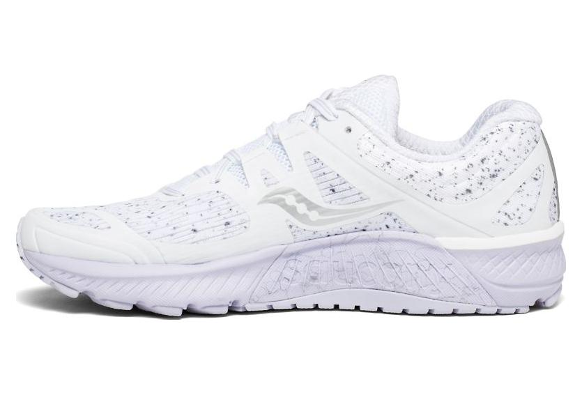 Saucony Guide Iso Women's Shoes White Noise