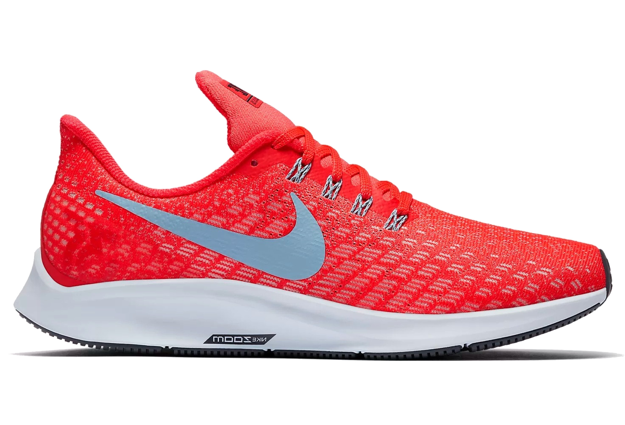 promo code 61edd 860a2 Chaussures de Running Femme Nike Air Zoom Pegasus 35 Rouge ...