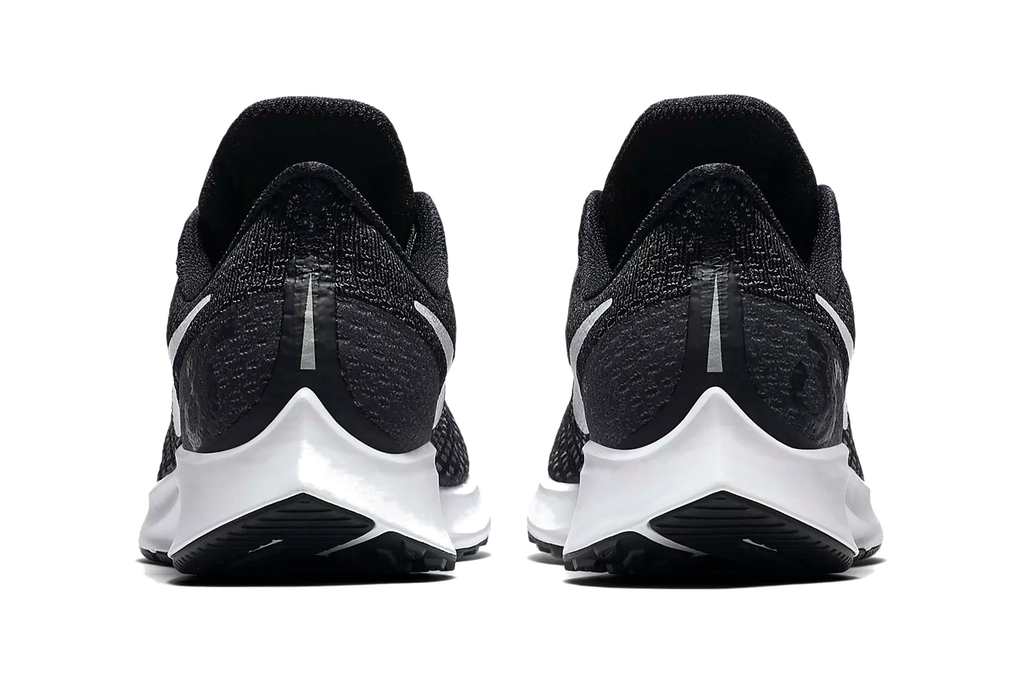 big sale 51072 c7b13 Chaussures de Running Femme Nike Air Zoom Pegasus 35 Noir   Blanc