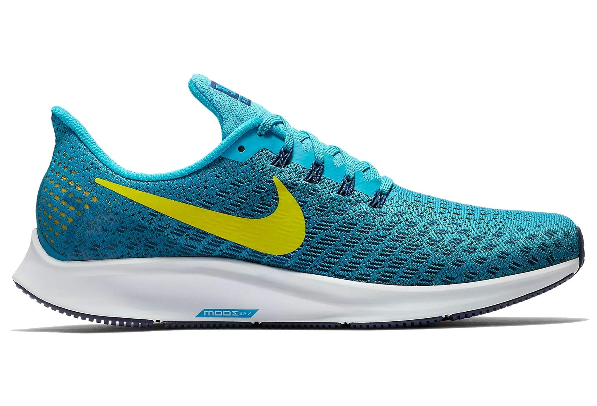 df6036eeac55a Zapatillas Nike Air Zoom Pegasus 35 para Hombre Azul
