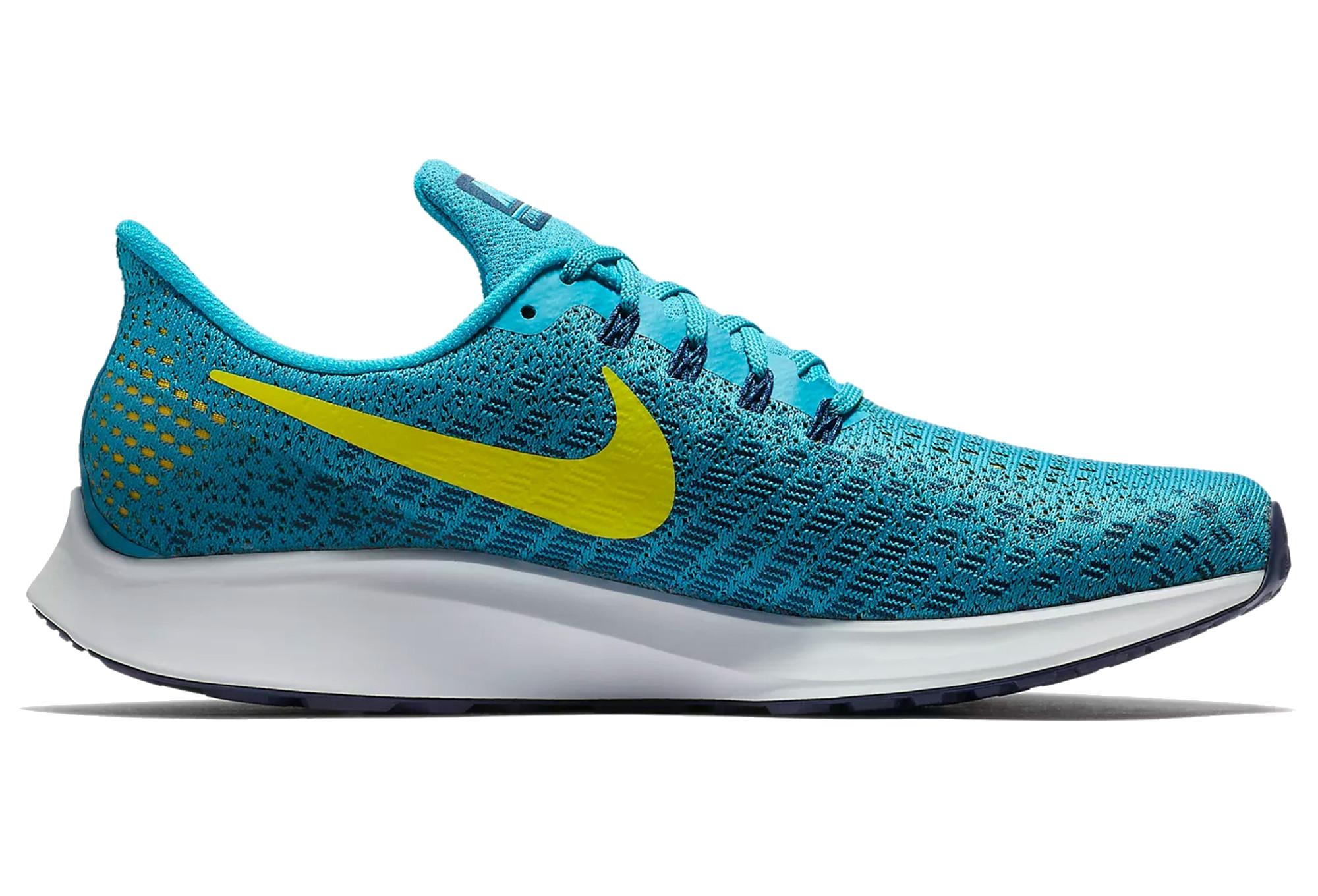 Nike Schuhe Air Zoom Pegasus 35 Blau Männer