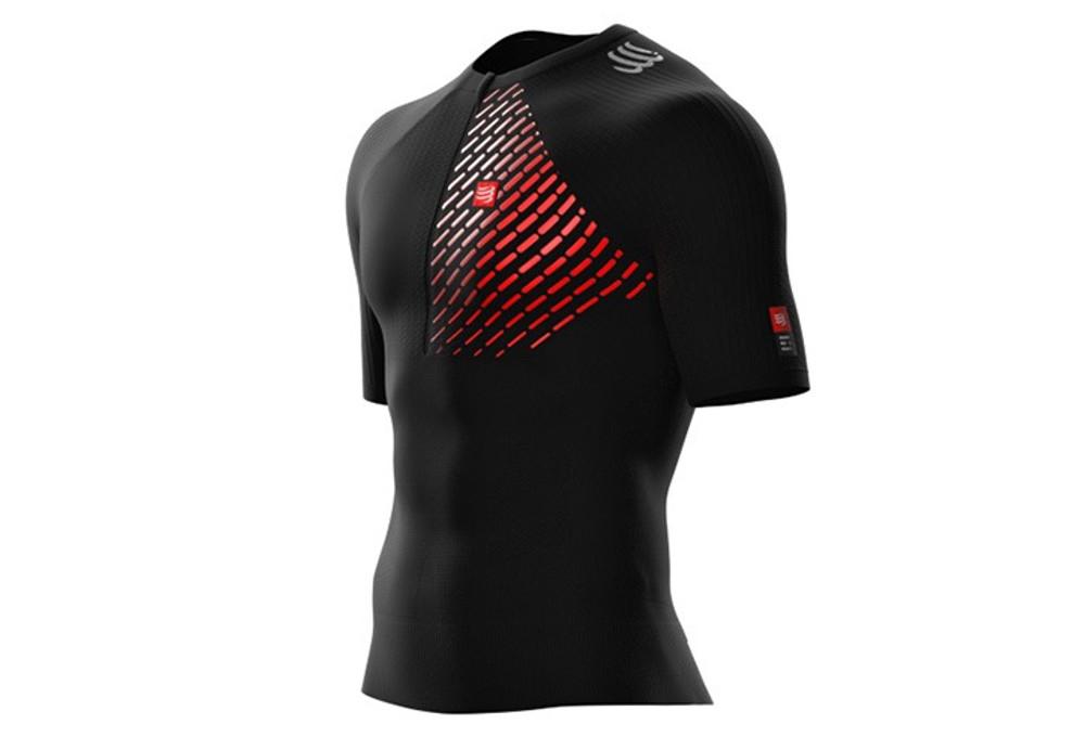 Compressport Trail T-Shirt de compression manches courtes Homme