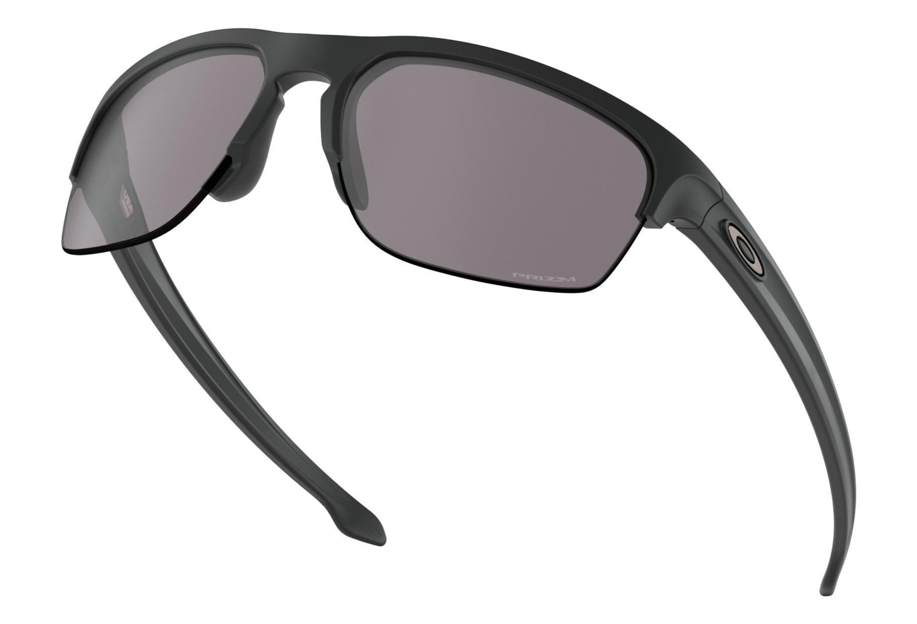 Oakley Sunglasses Sliver Edge Matte Black   Prizm Grey  37e3c65f39