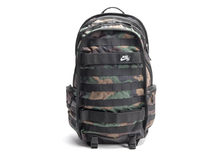 57e47040461ad5 Nike SB RPM Skateboarding Backpack Camo