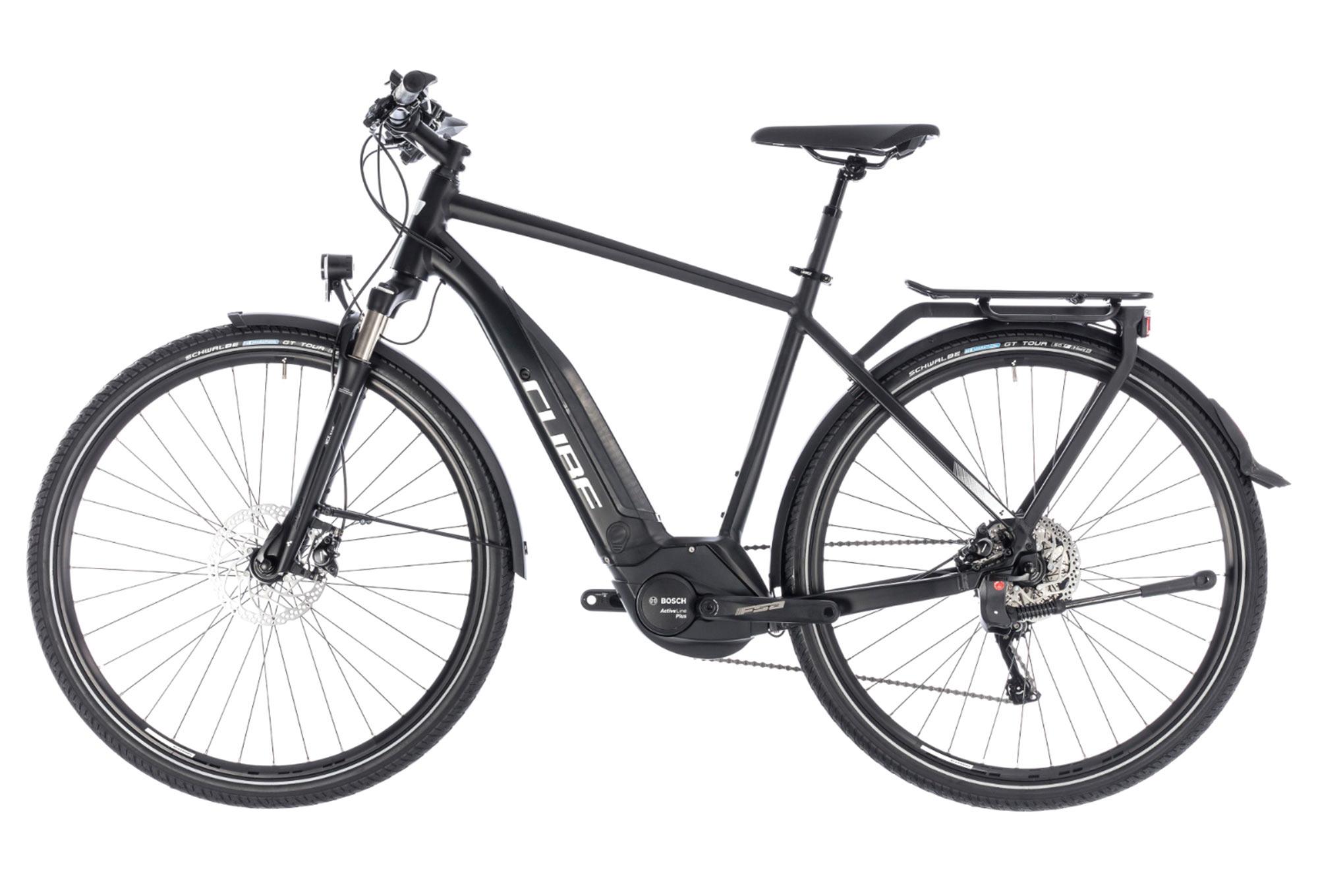 cube touring hybrid pro 500 hybrid touring bike shimano. Black Bedroom Furniture Sets. Home Design Ideas