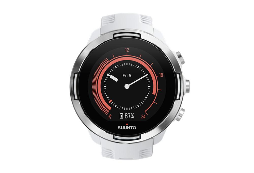 Suunto GPS Watch NINE 9 G1 BARO White  98d5d6cd20a