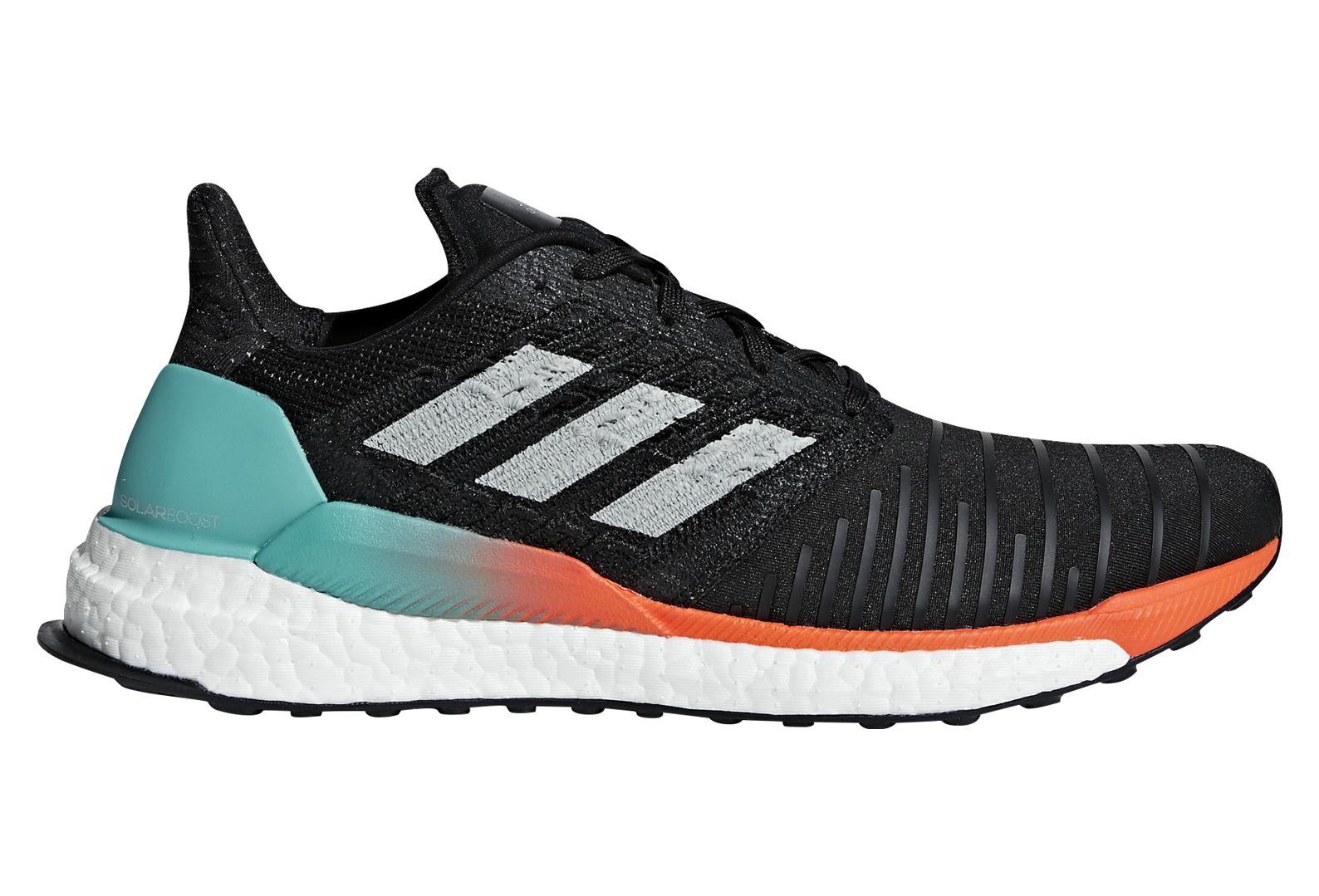 Solar Bleu Running De Boost Chaussures Adidas Noir B4P6wqw