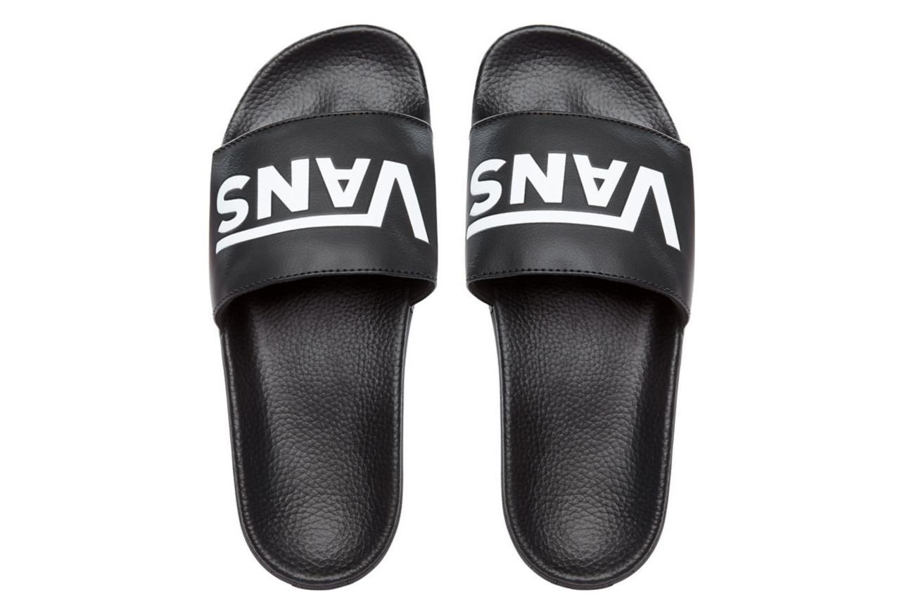 1d268dab200f Vans Slide-On M Sandals Black