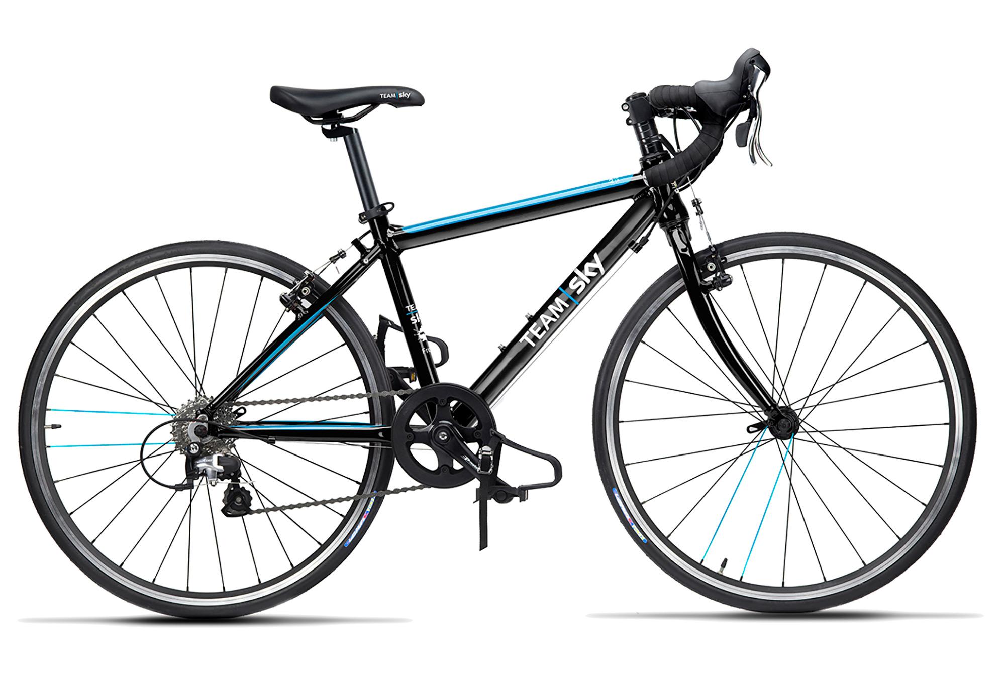 frog bikes 67 children road bike team sky 24 39 39. Black Bedroom Furniture Sets. Home Design Ideas
