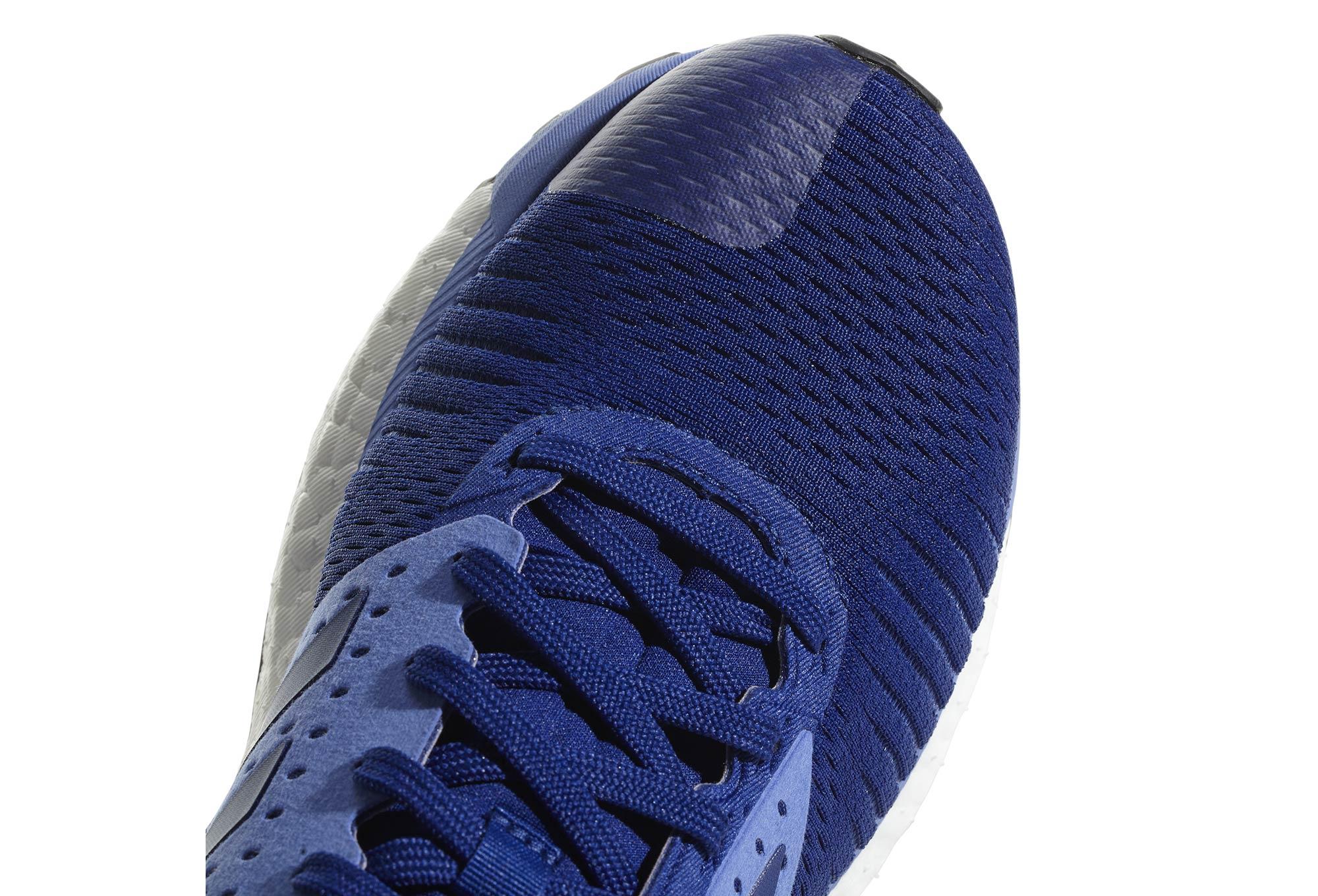 Zapatillas running adidas running Solar Glide ST Mujer Azul Rosa