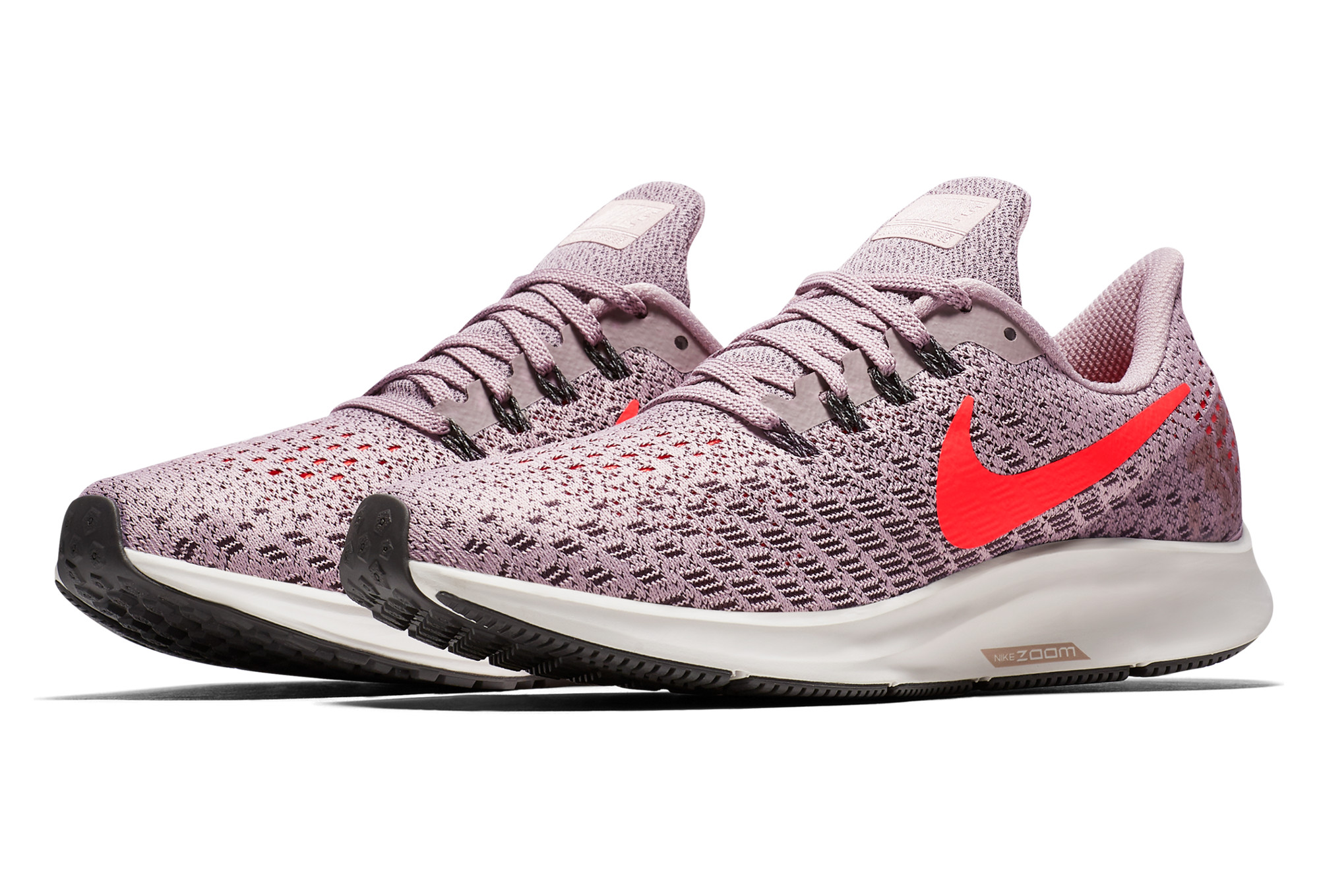 check out 5ab6f a8ce1 Chaussures de Running Femme Nike Air Zoom Pegasus 35 Rose   Blanc