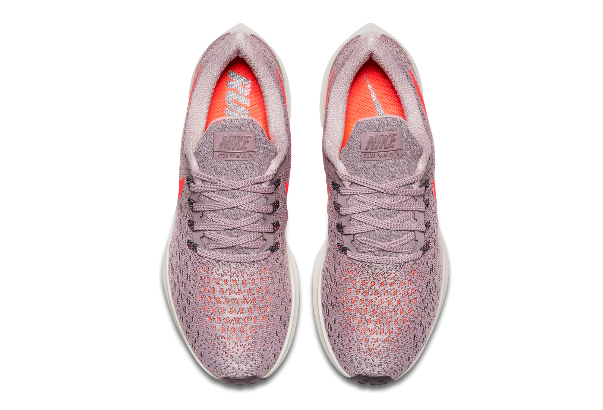 check out 3f3ea a8af3 Chaussures de Running Femme Nike Air Zoom Pegasus 35 Rose   Blanc