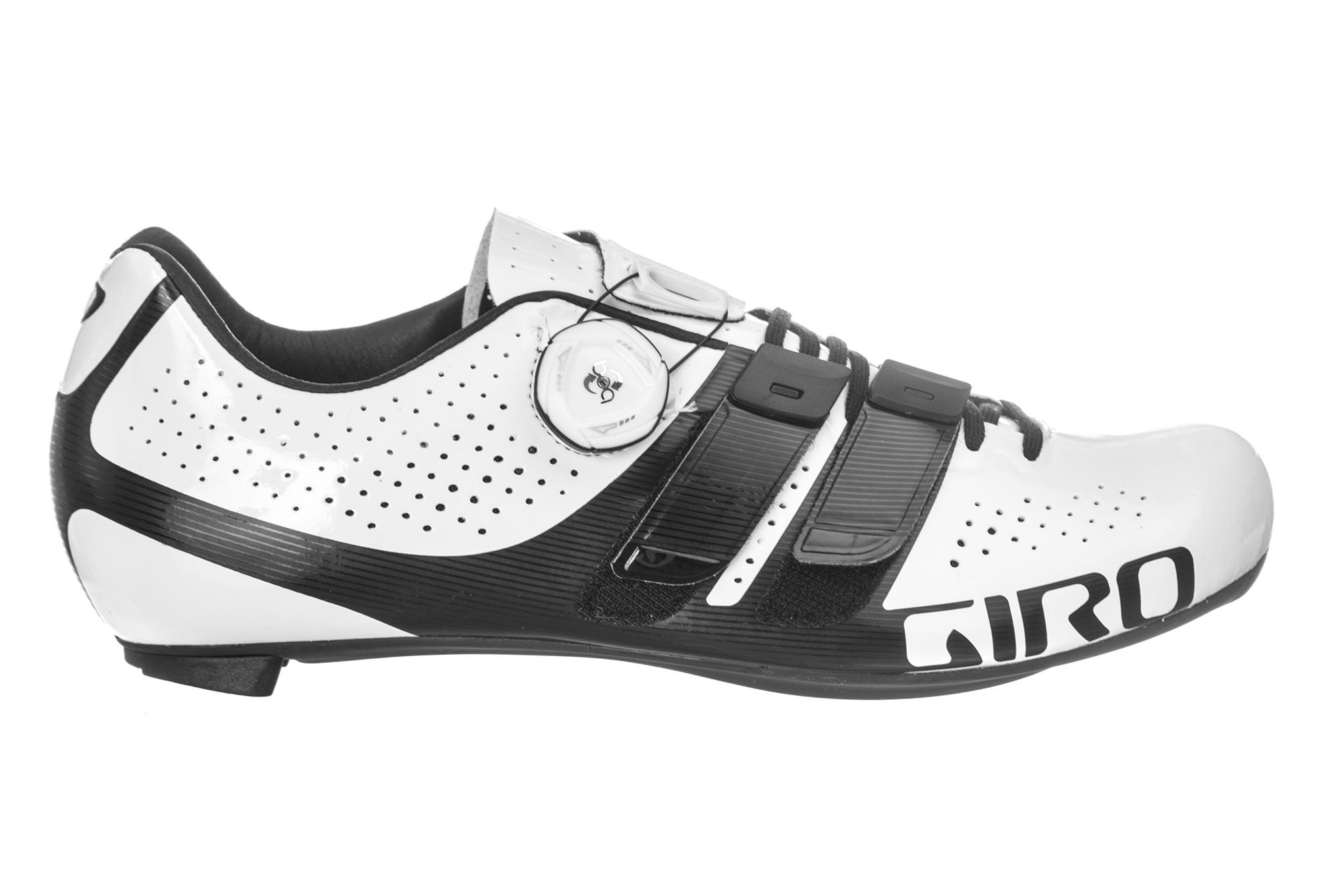De Factor Techlace Chaussures Blanc Route Noir Paire Giro 8nwNOX0Pk