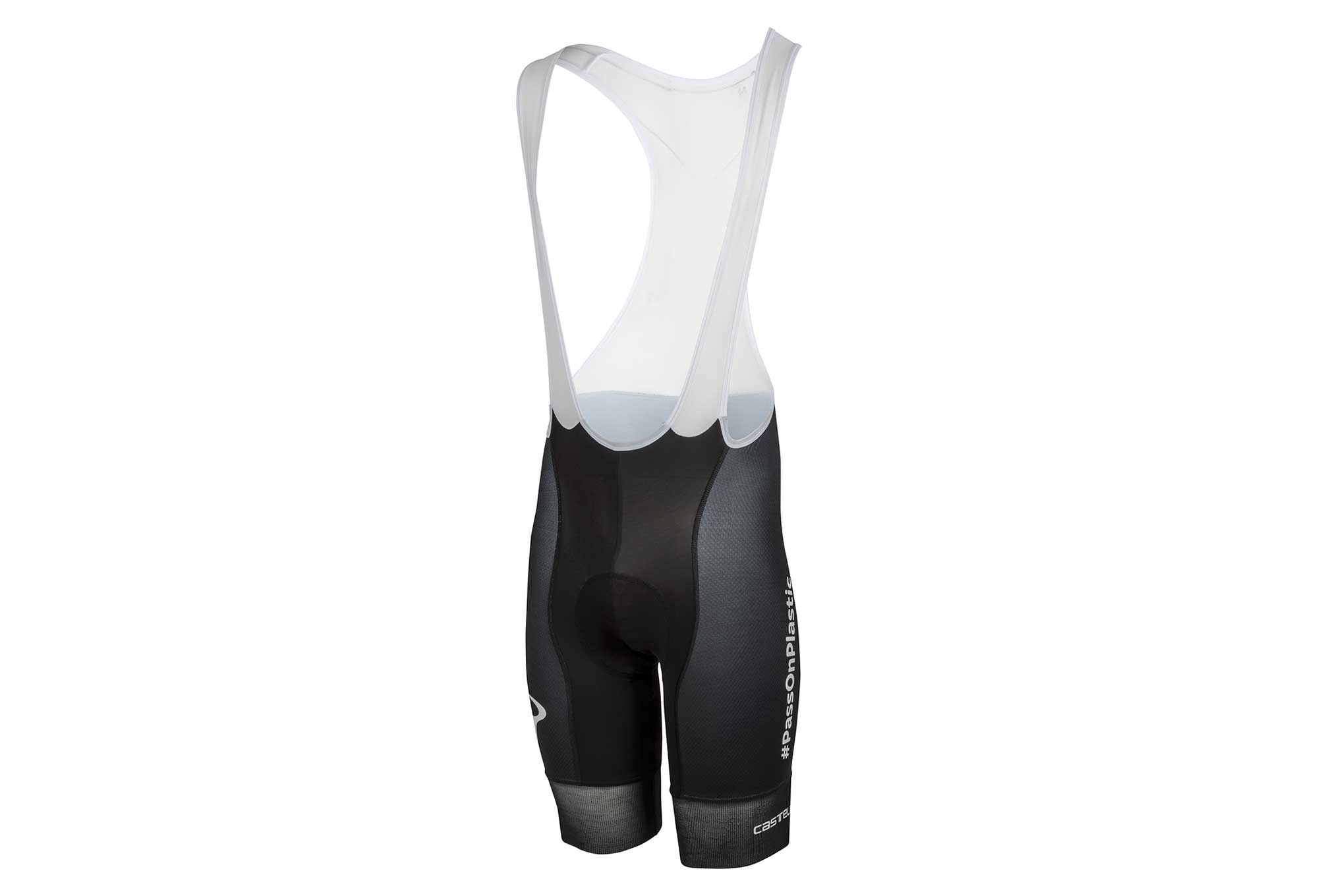 Castelli Team Sky 2018 TDF Volo Bib Short Black White  1434acf36
