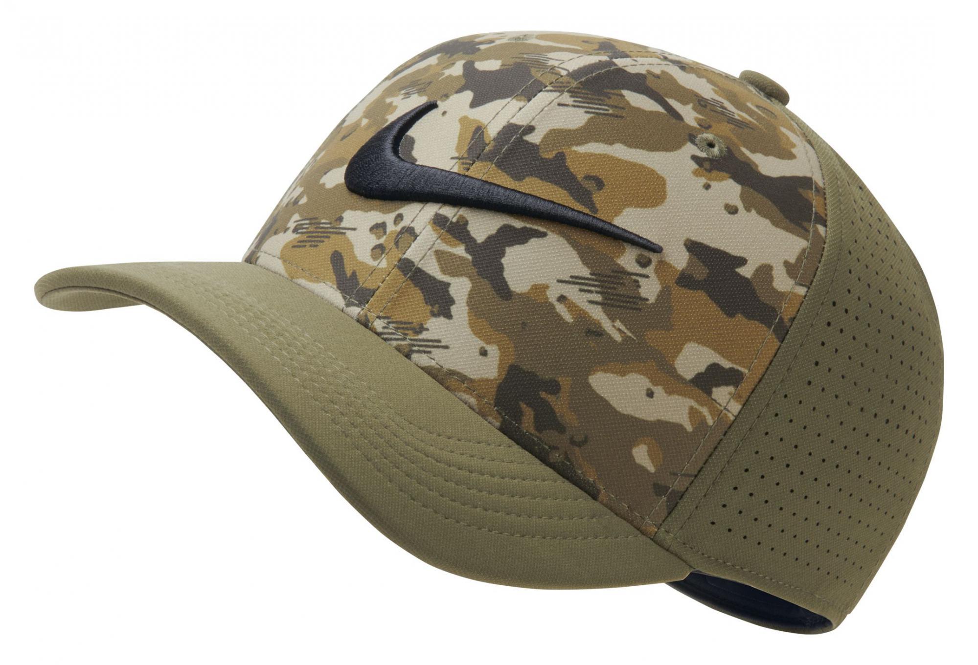 c7be69e9e35 Nike Cap Classic 99 Vapor Green Khaki Unisex
