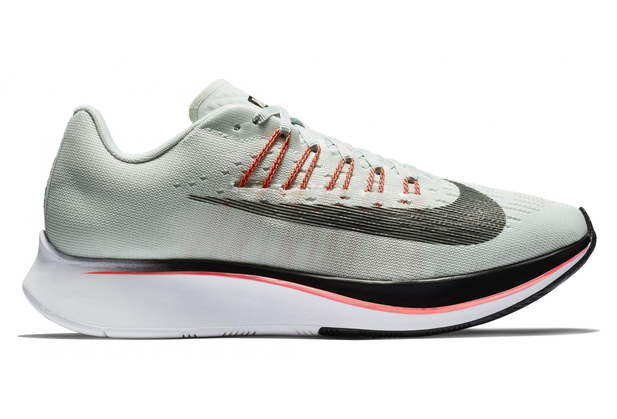 Telégrafo Justicia Orden alfabetico  Nike Shoes Zoom Fly Green Grey Pink Women | Alltricks.com