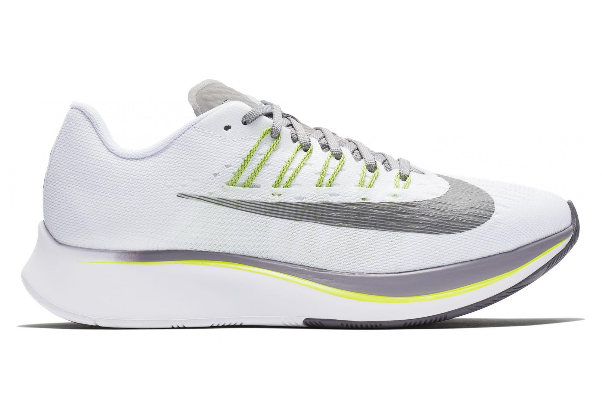 Nike Women White Scarpe Jcq5l3ar4 Yellow Fly Zoom eD9YEH2IWb