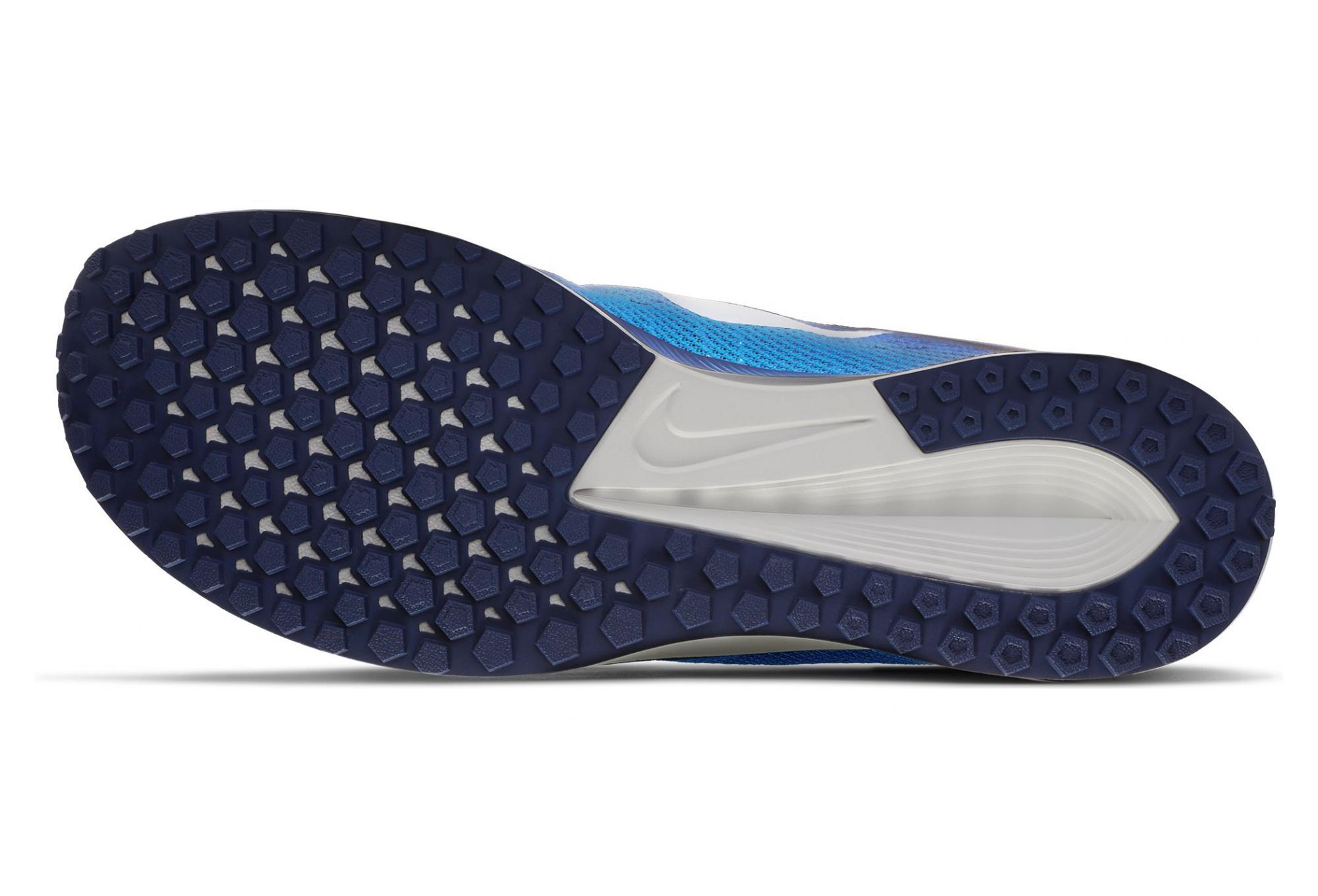 Nike Schuhe Air Zoom Elite 10 Blau Weiß Männer