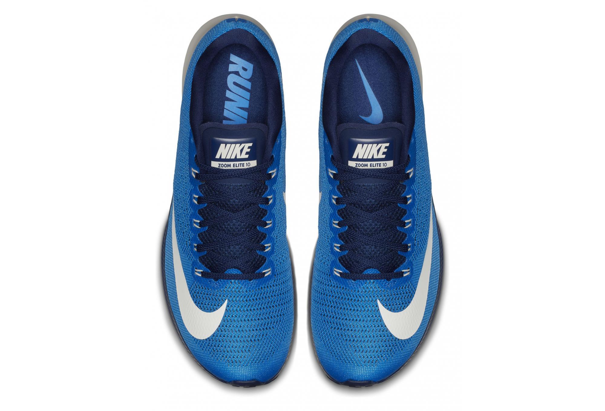 ae3b7a68e9e39e Scarpe Nike Air Zoom Elite 10 Blue White Uomo | Alltricks.it